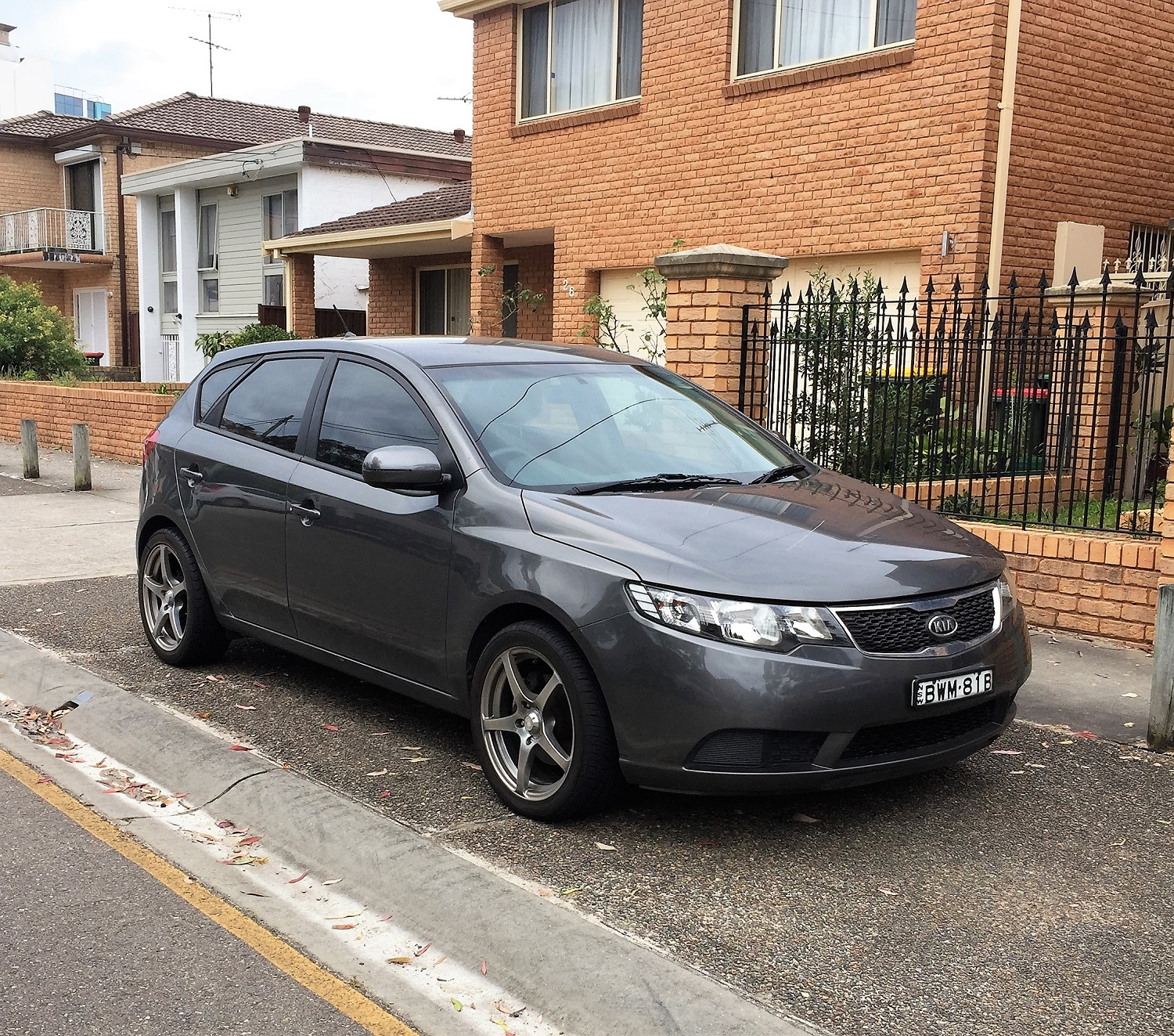 Picture of Nina's 2012 Kia Cerato