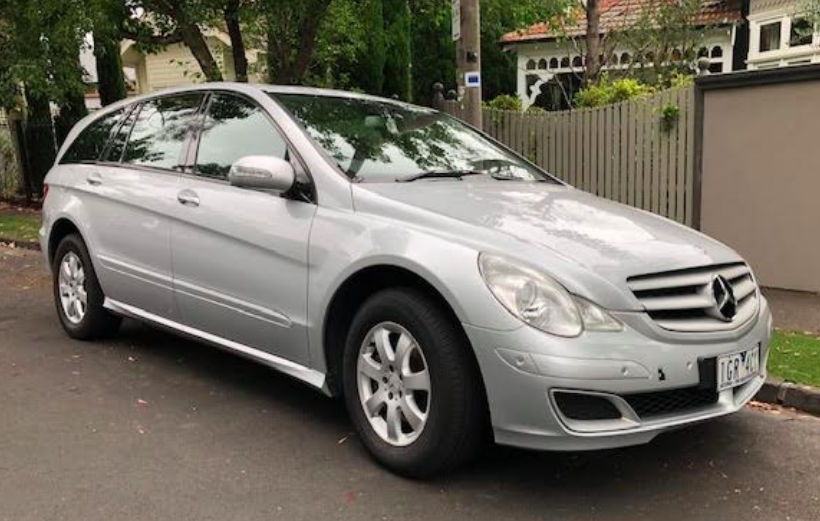 Picture of Michael's 2007 Mercedes R
