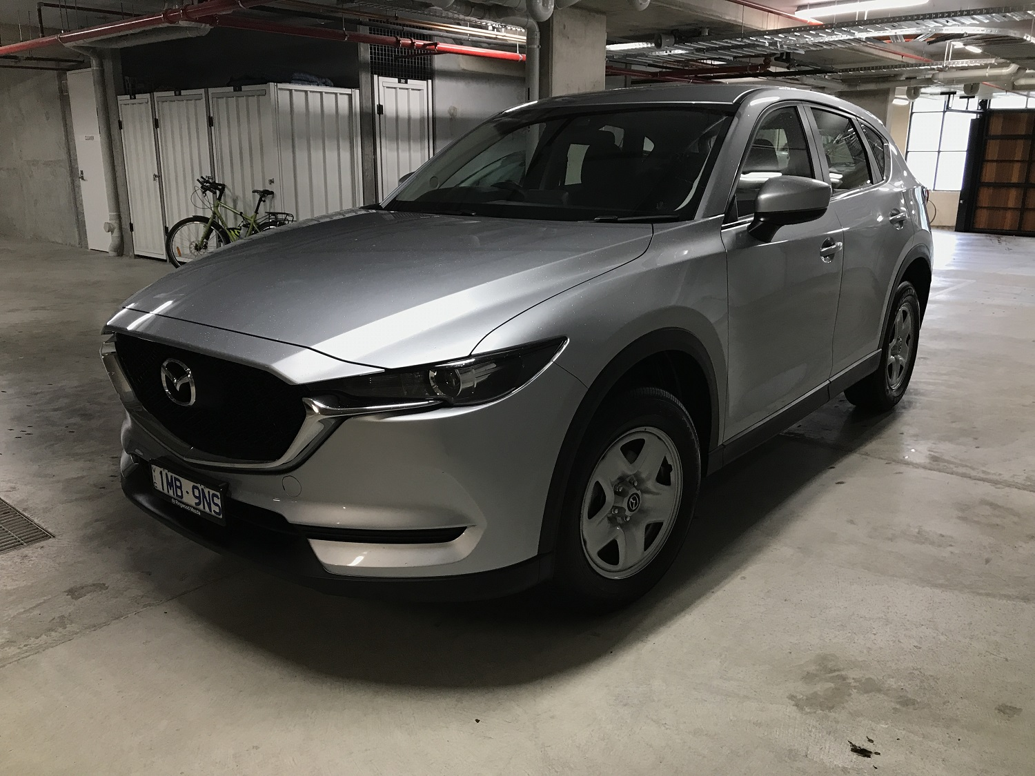 Picture of Sophia's 2018 Mazda CX5