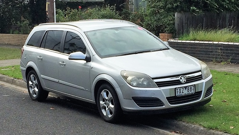 Picture of Kiri's 2006 Holden Astra