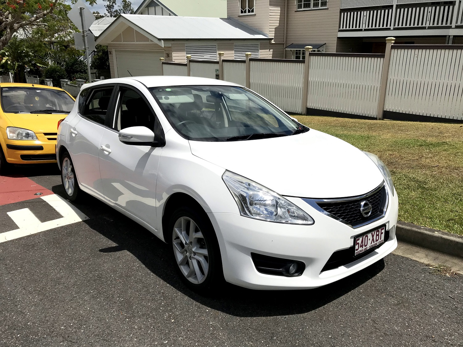 Picture of Bettina's 2013 Nissan Pulsar