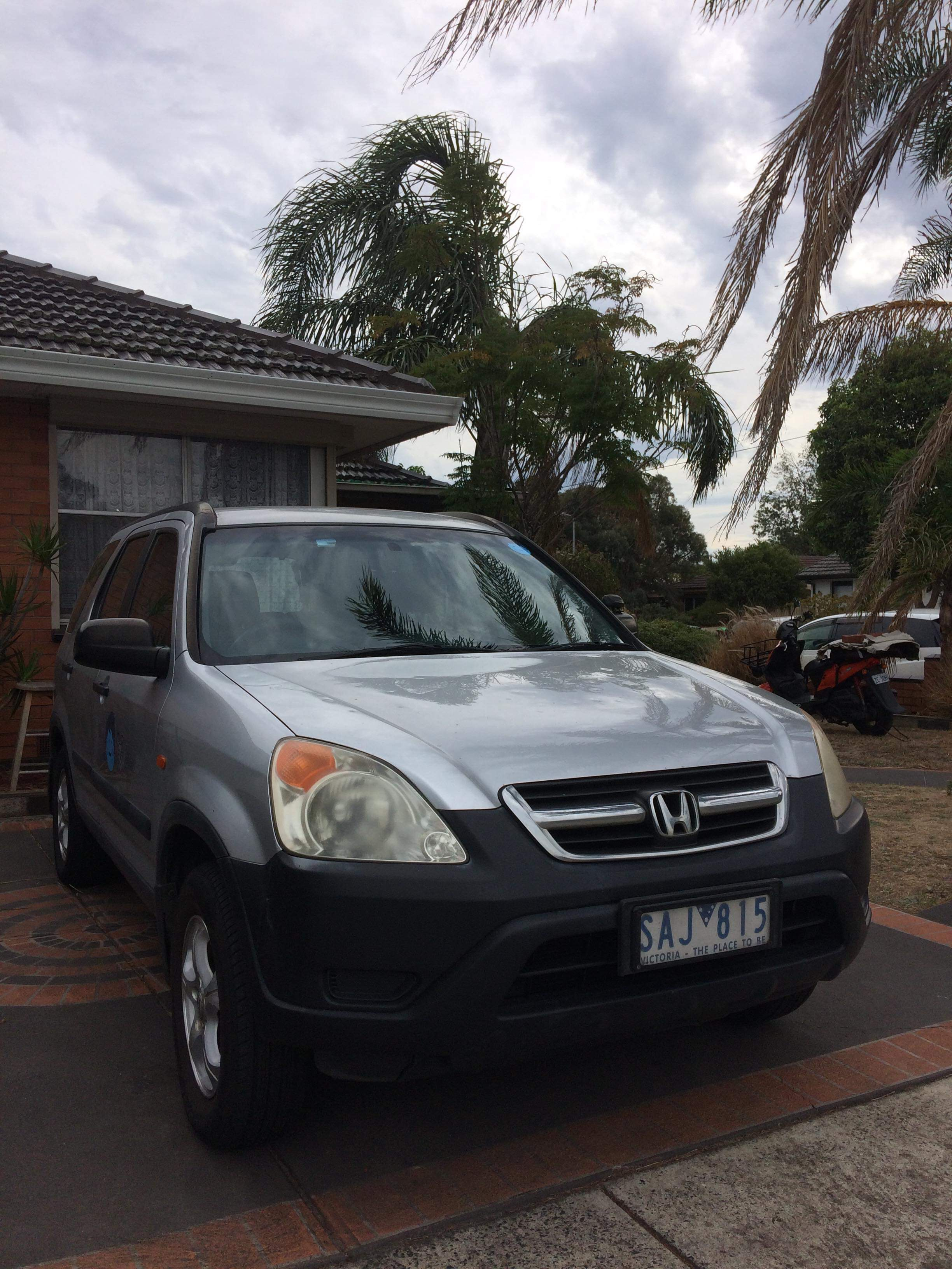 Picture of Quoc K T's 2002 Honda CR-V