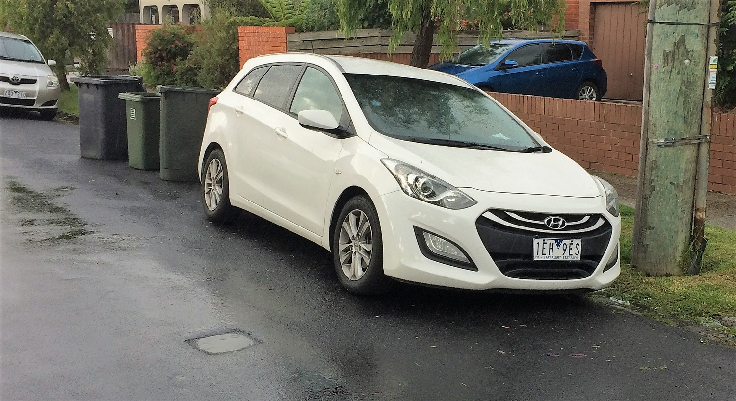 Picture of Harin's 2015 Hyundai I30