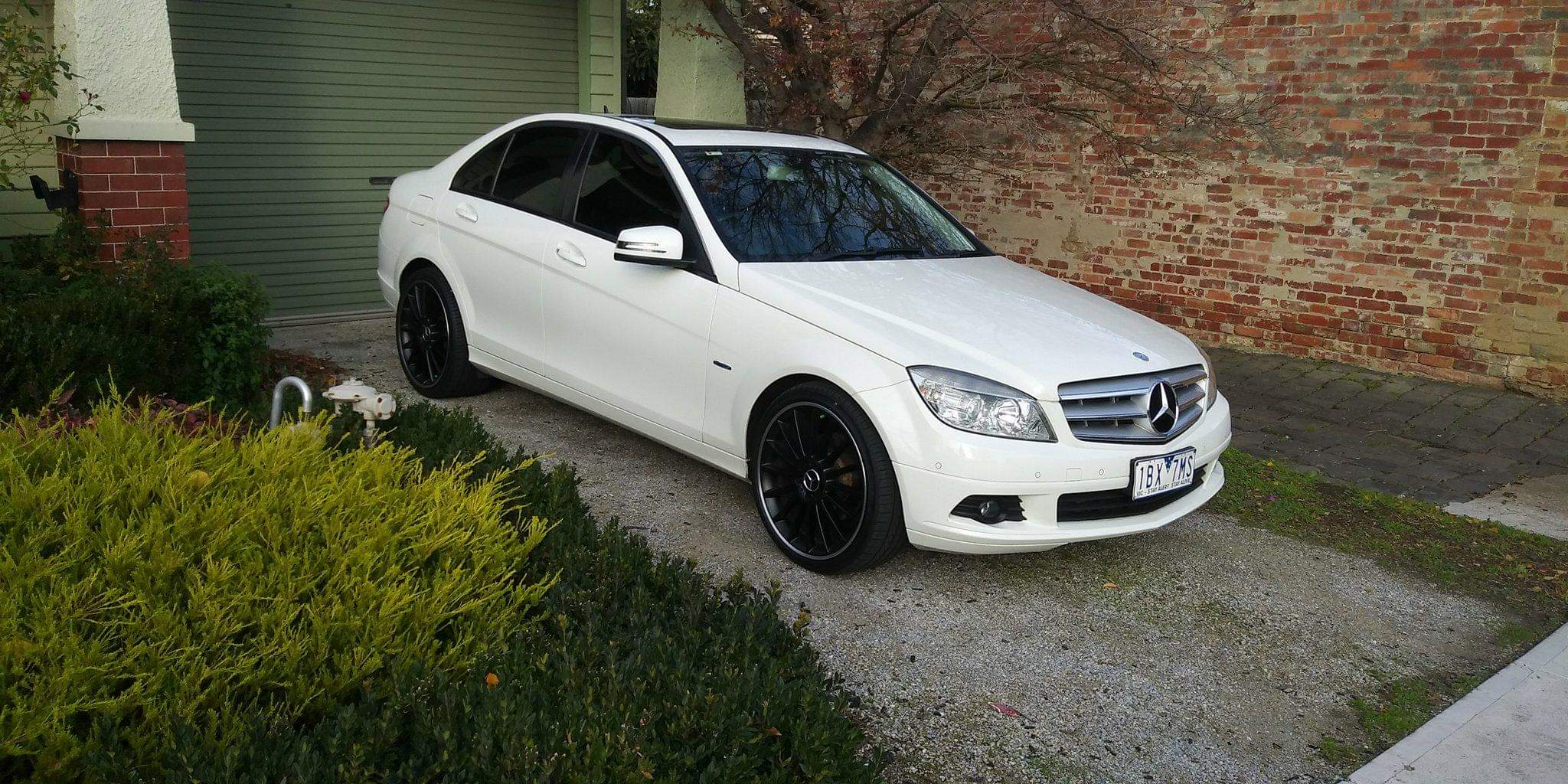 Picture of Jarrod's 2010 Mercedes-Benz C200
