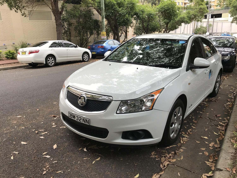 Picture of Chetan's 2011 Holden Cruze