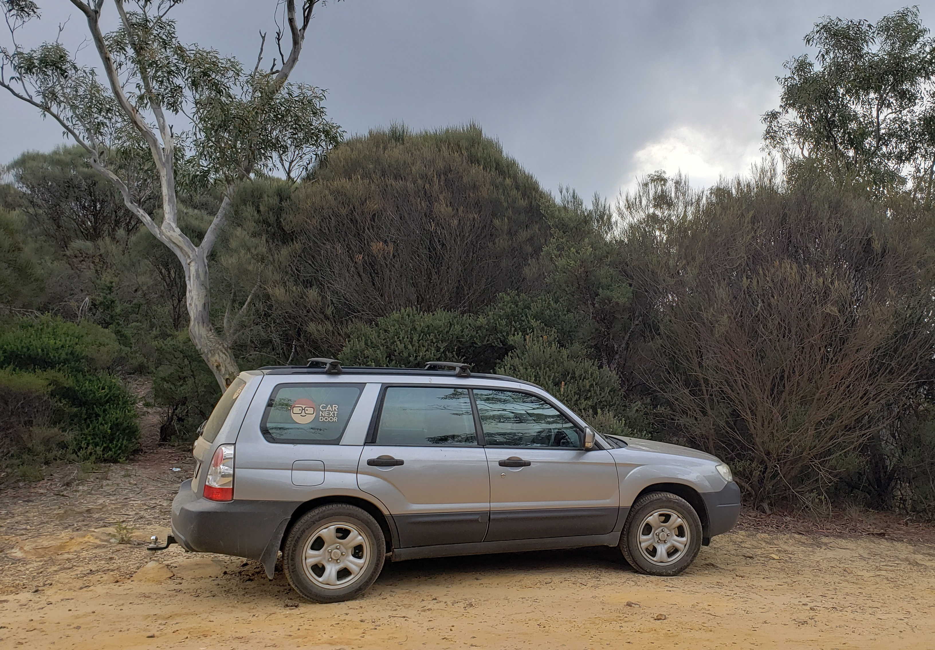 Picture of Lucinda's 2007 Subaru Forester