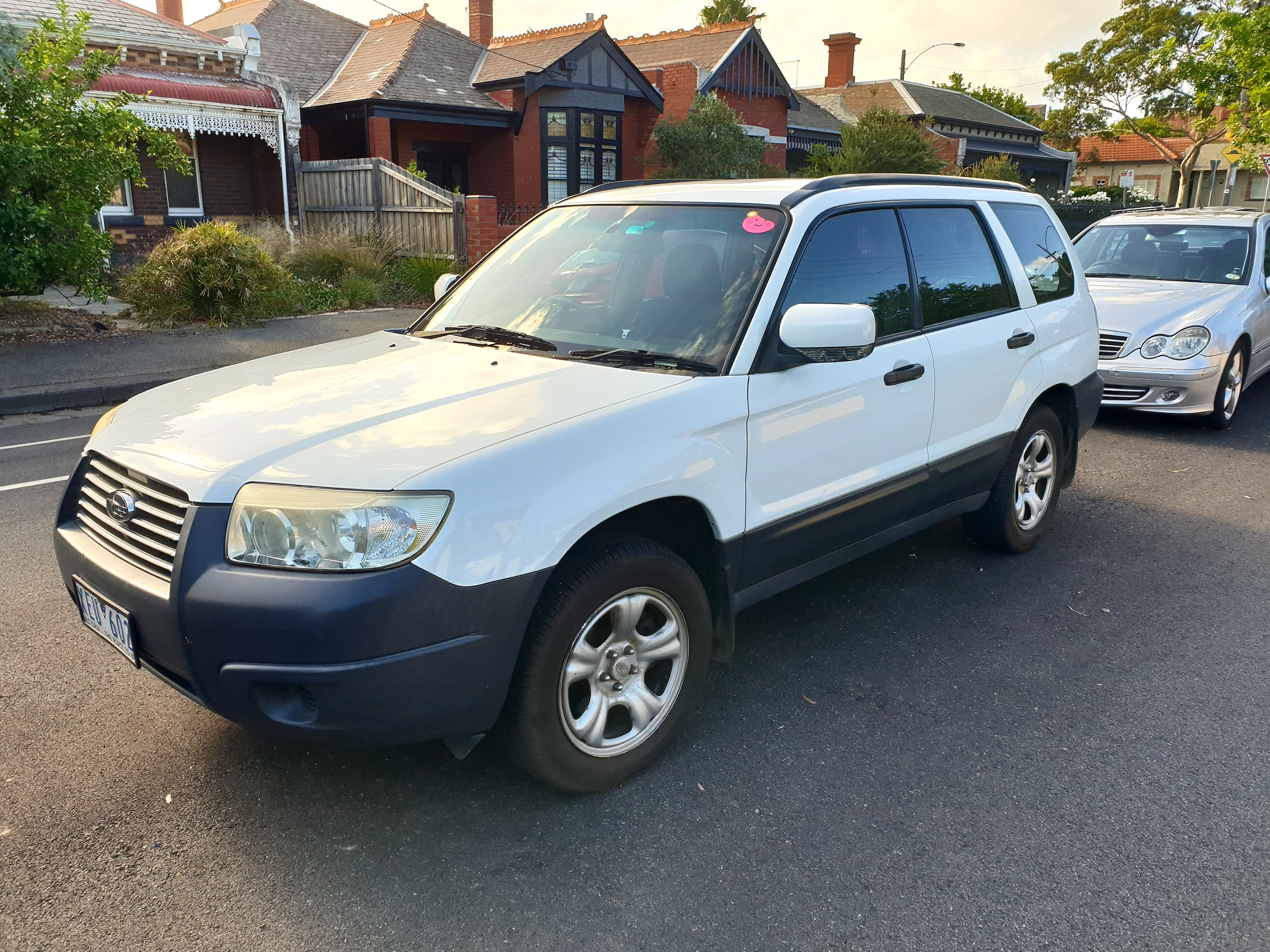 Picture of Elena's 2006 Subaru Forester