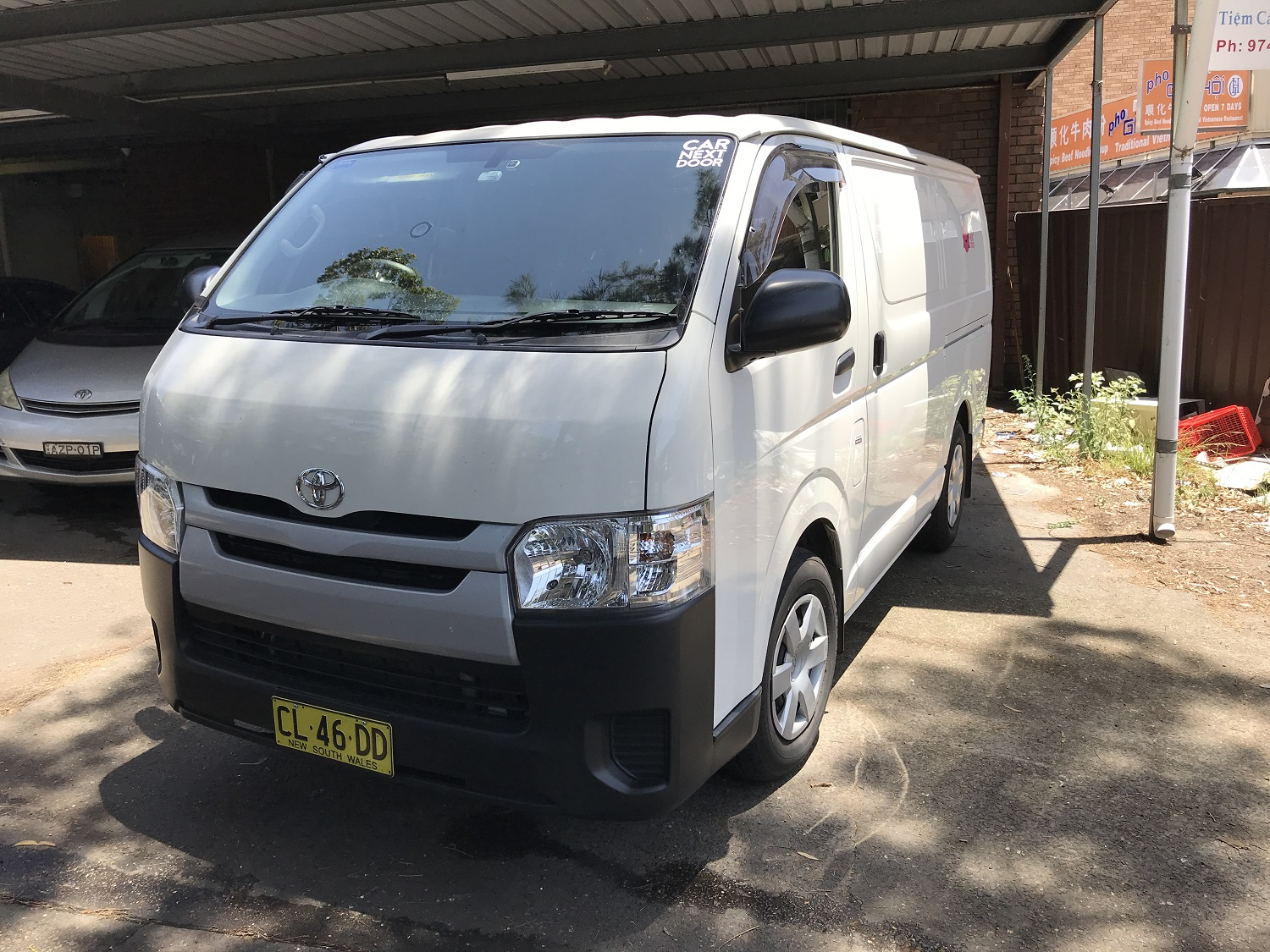 Picture of Zhun's 2017 Toyota Hiace