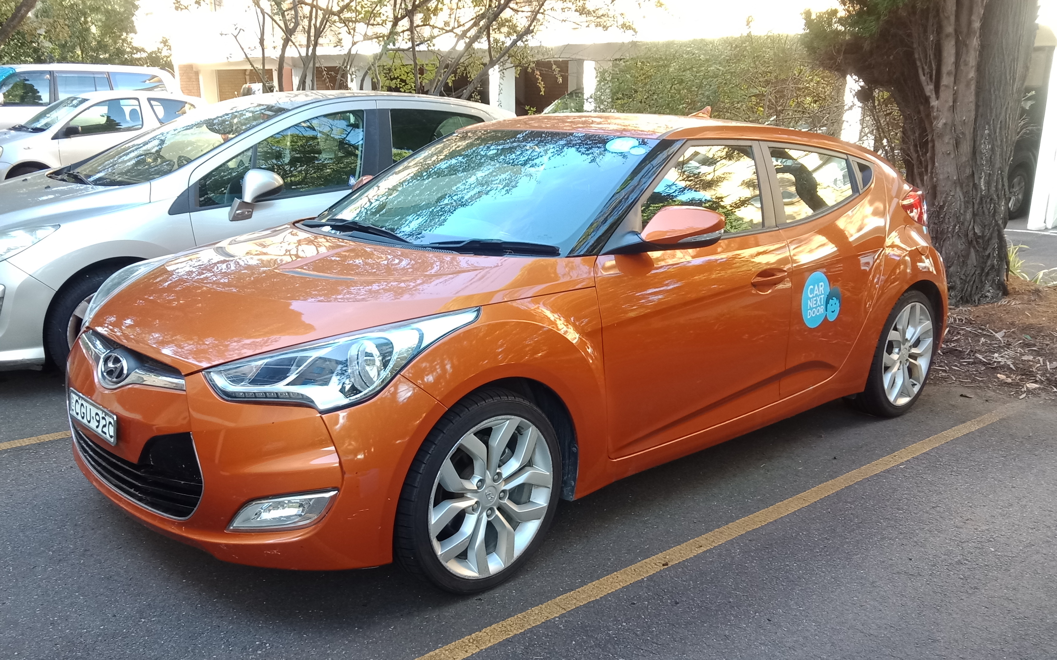 Picture of Timothy's 2012 Hyundai Veloster