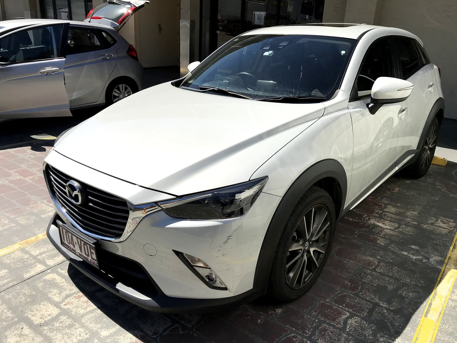 Picture of Tze-Yuan's 2015 Mazda CX-3