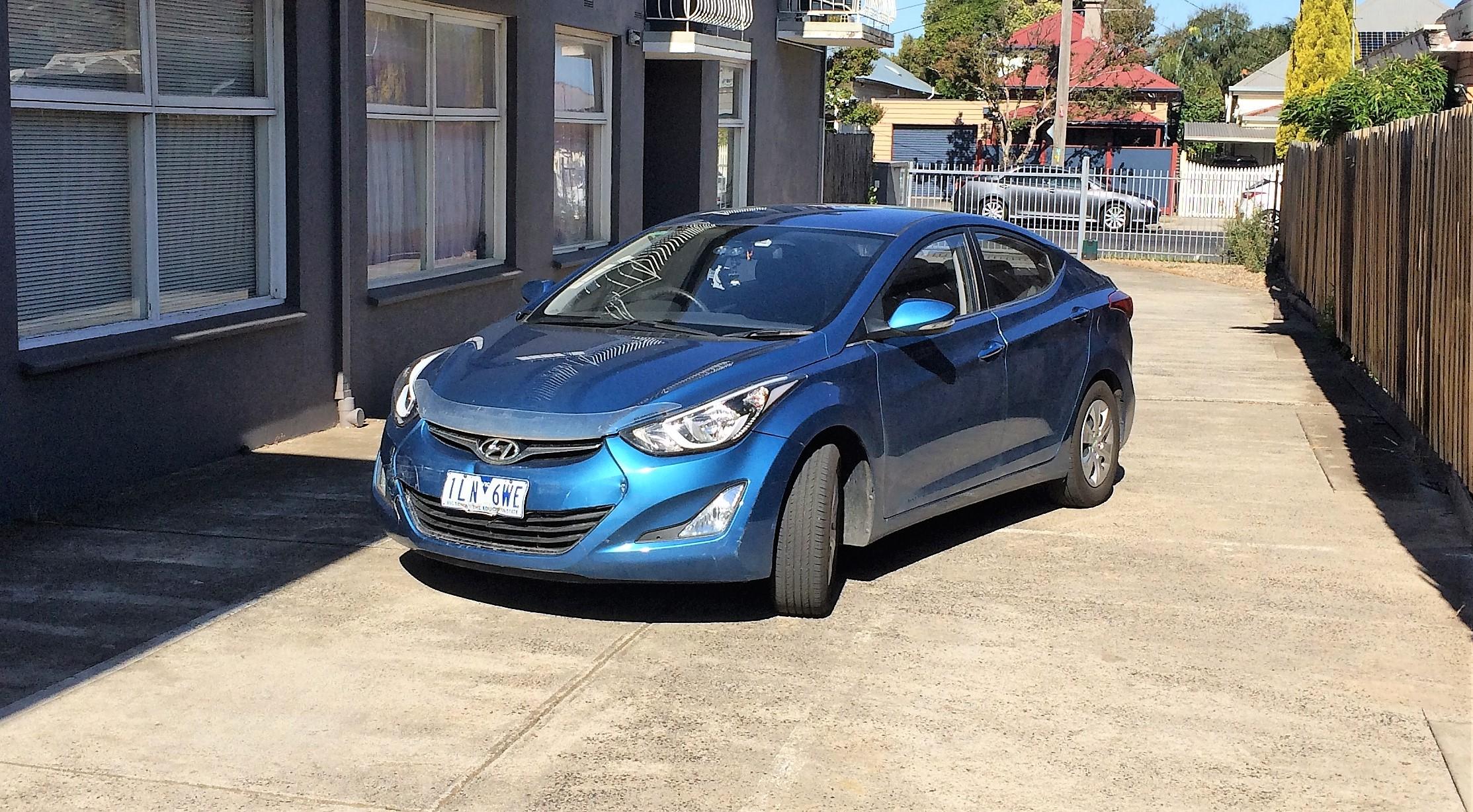 Picture of Vijay's 2014 Hyundai Elantra