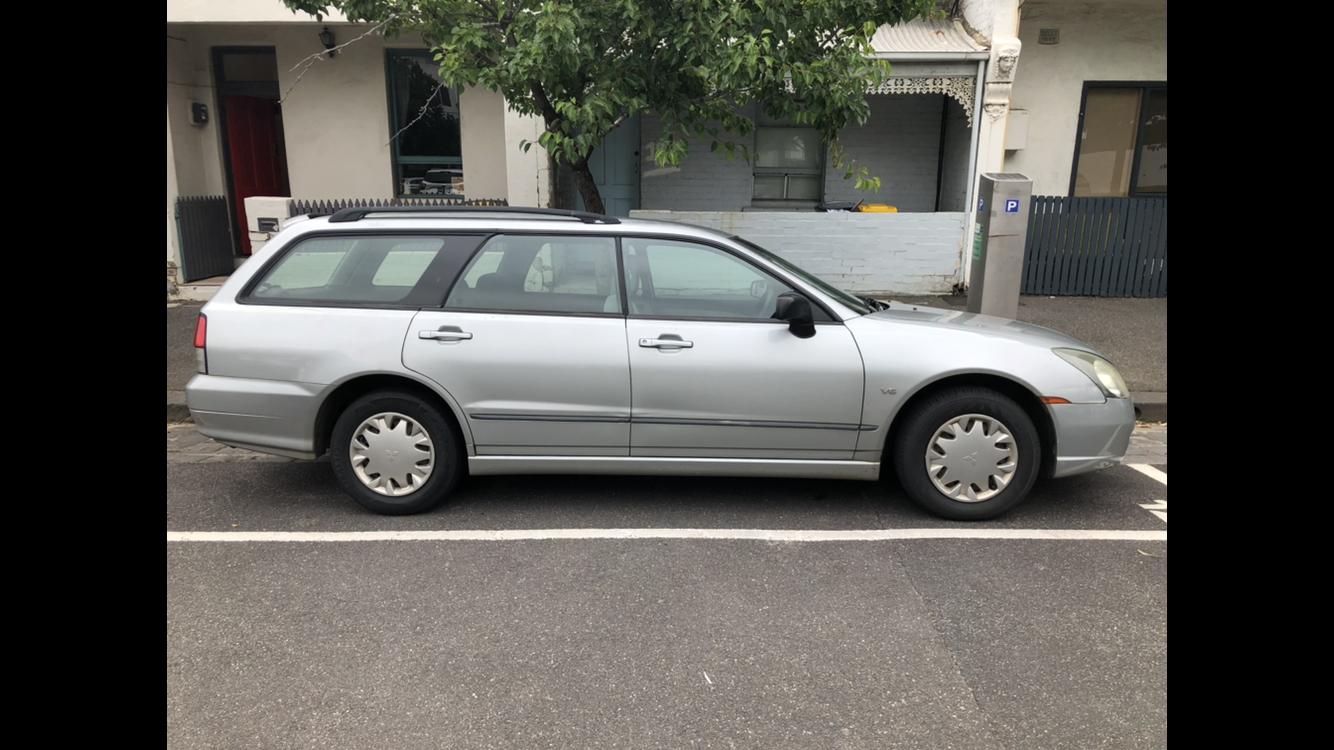 Picture of Alexandra's 2004 Mitsubishi Magna