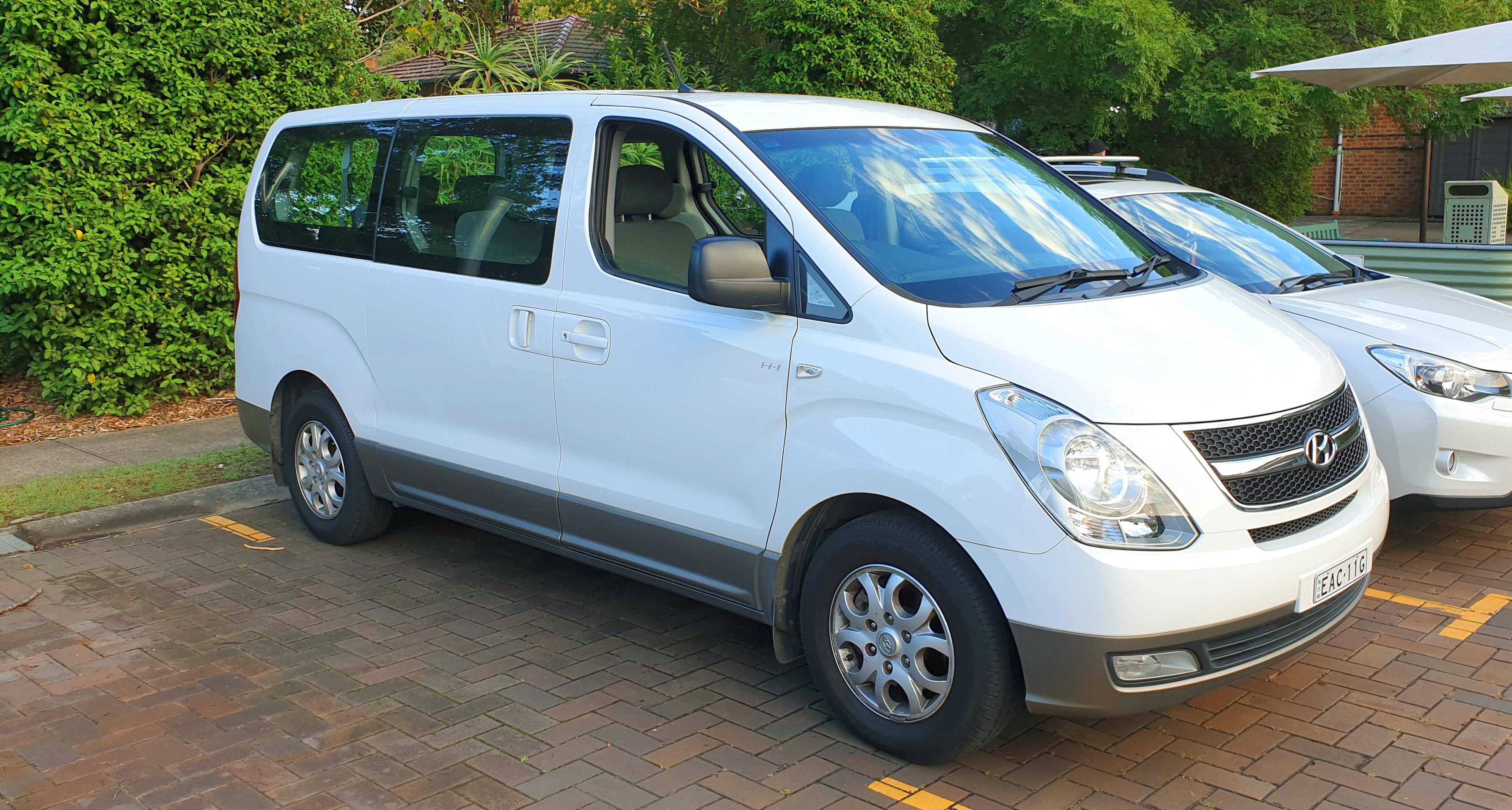 Picture of Bijendra's 2012 Hyundai Imax
