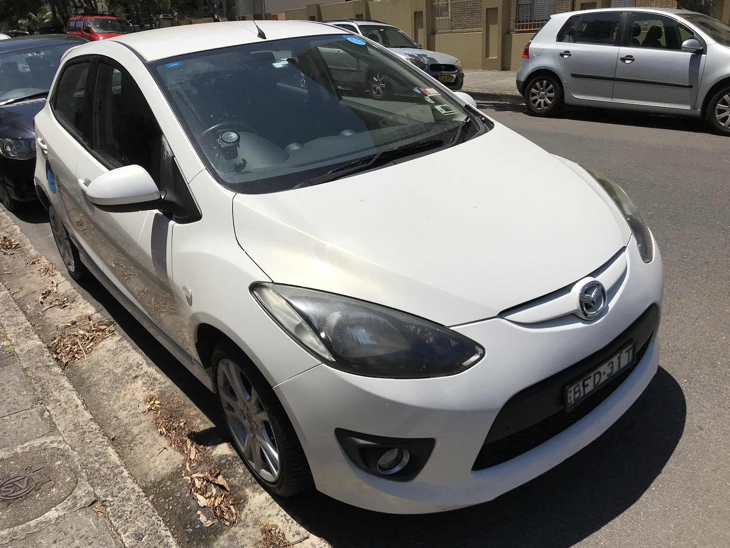 Picture of Michael's 2008 Mazda 2