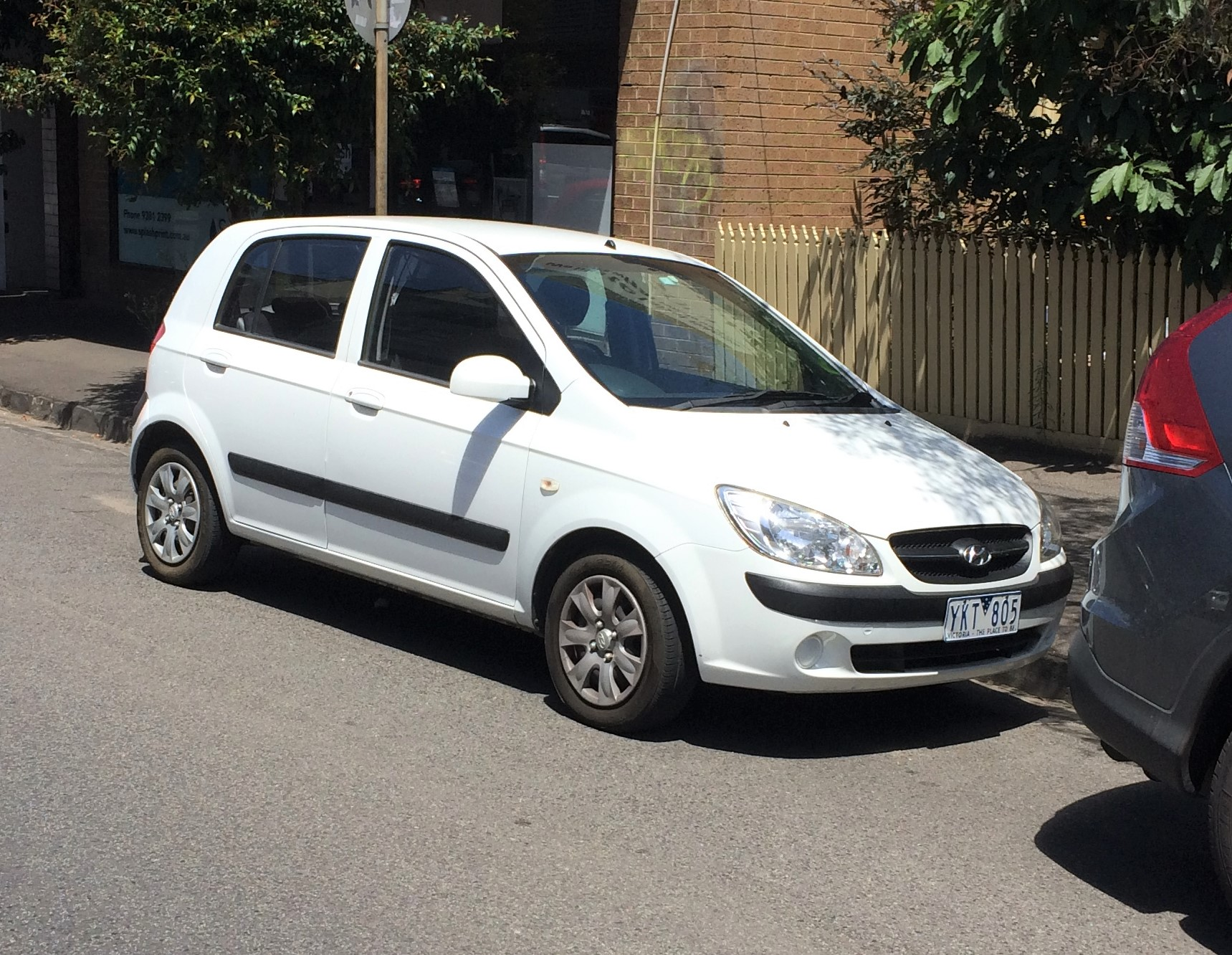 Picture of Renee's 2011 Hyundai Getz