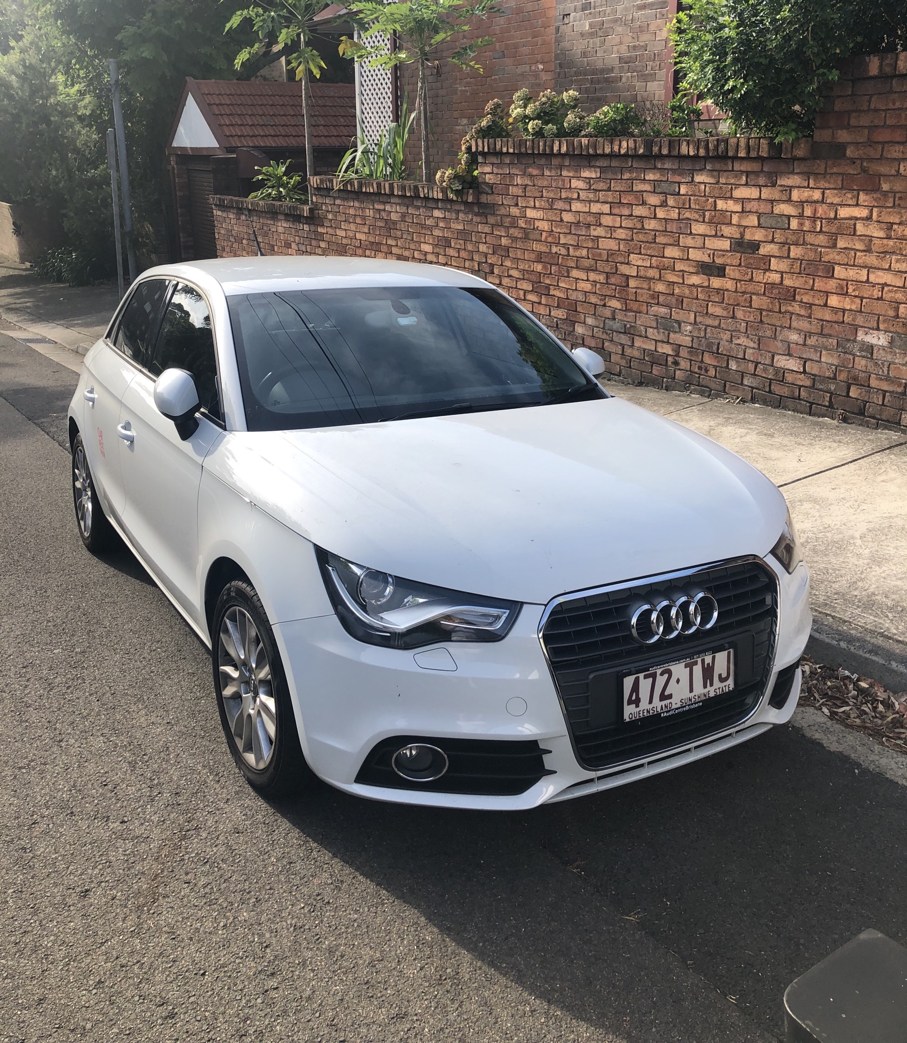 Picture of Nina's 2013 Audi A1