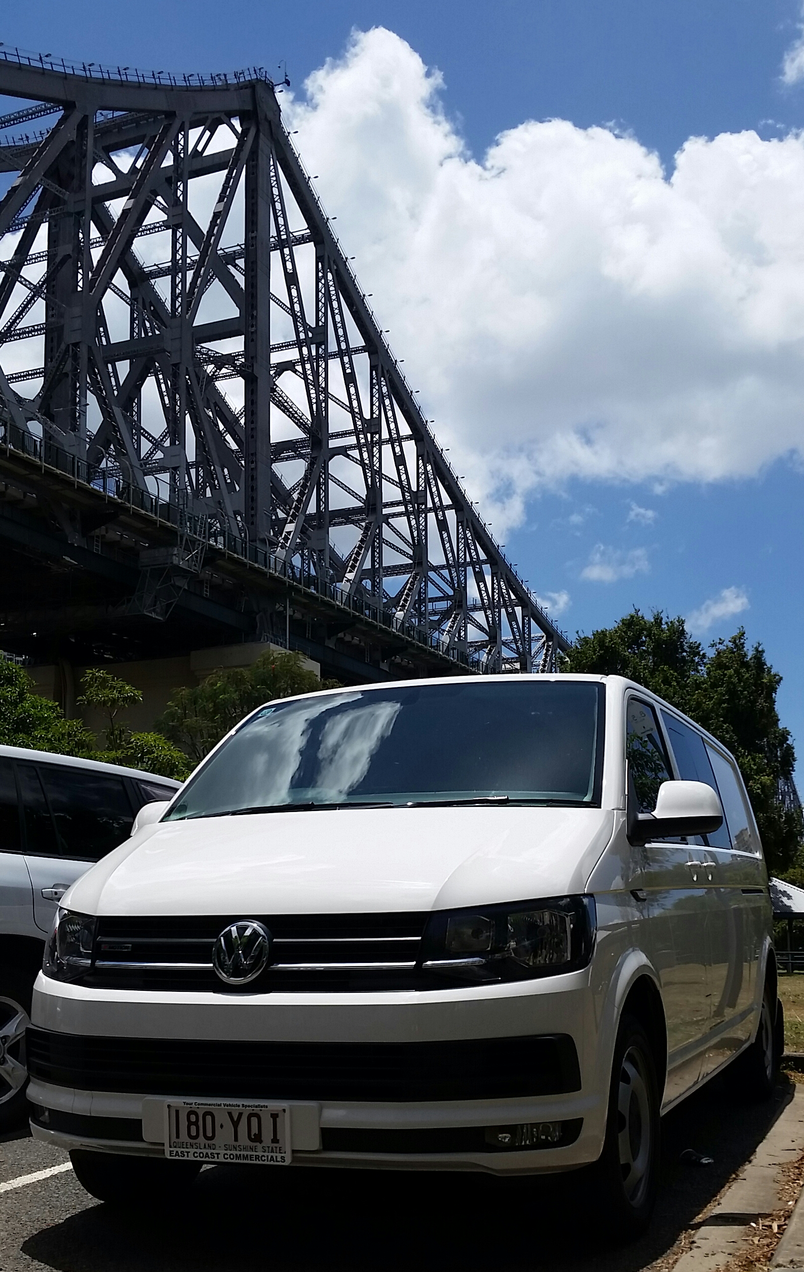 Picture of Scott's 2016 Volkswagen Transporter