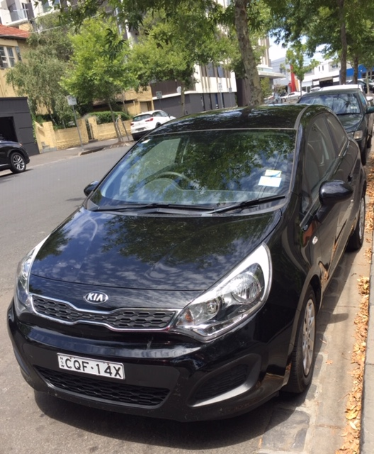 Picture of Luigi's 2014 Kia Rio
