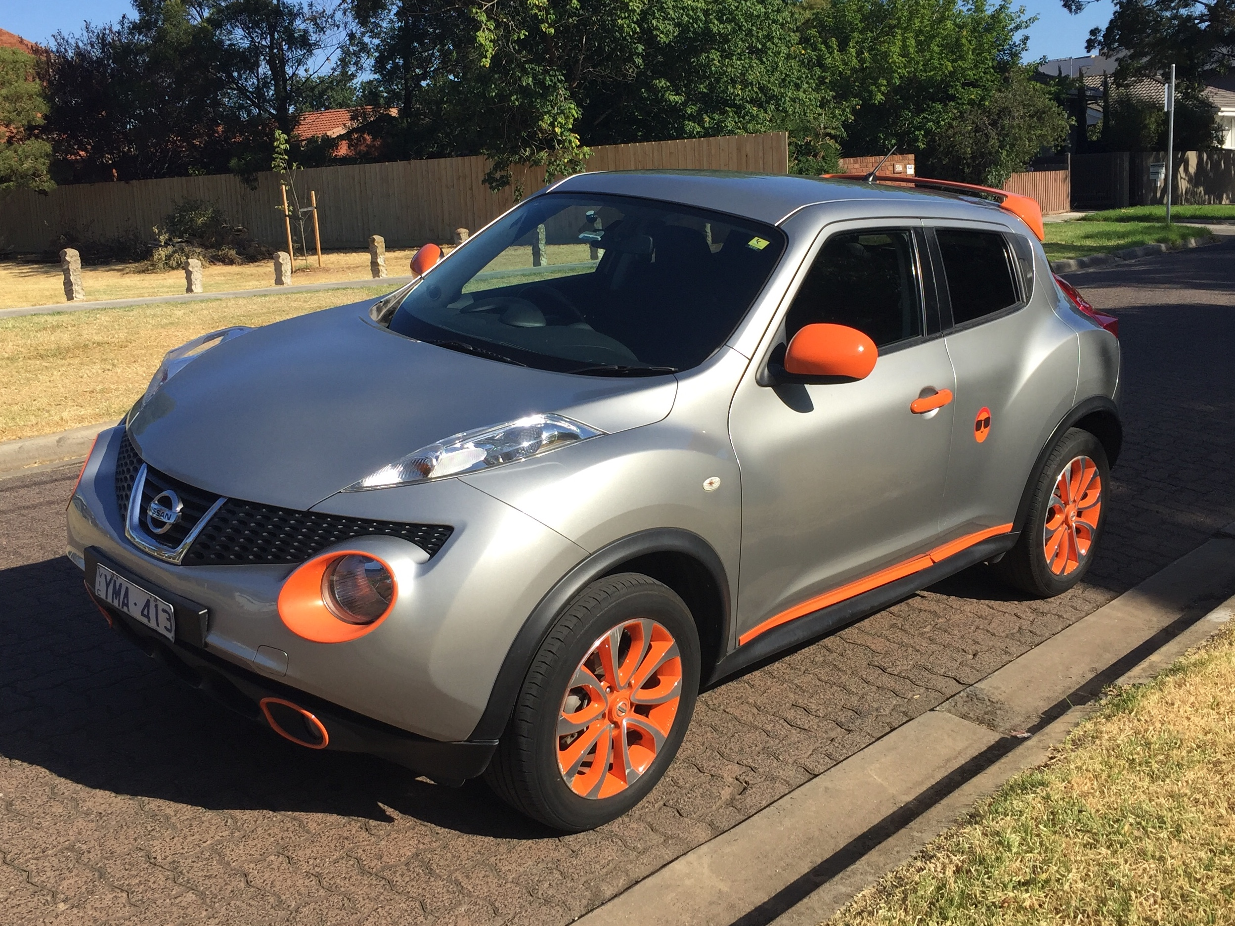 Picture of George's 2015 Nissan Juke