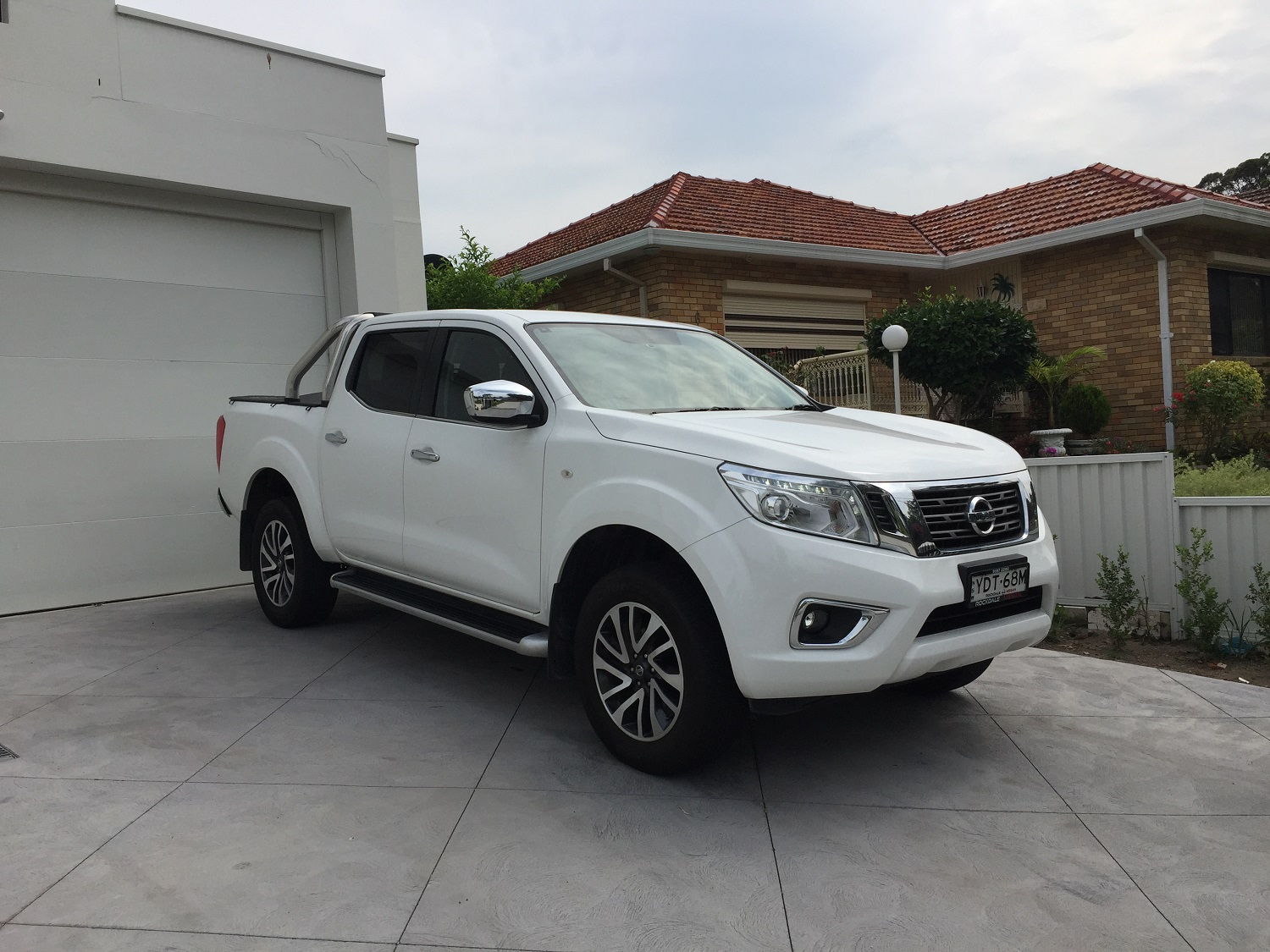 Picture of Simon's 2017 Nissan Navara ST
