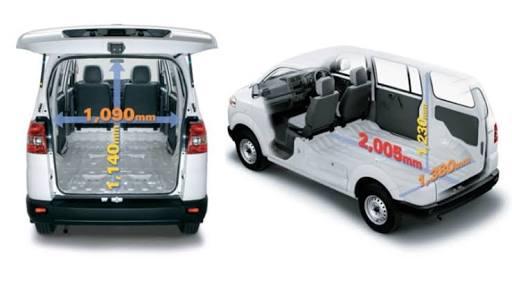 Picture of Lance's 2010 Suzuki APV