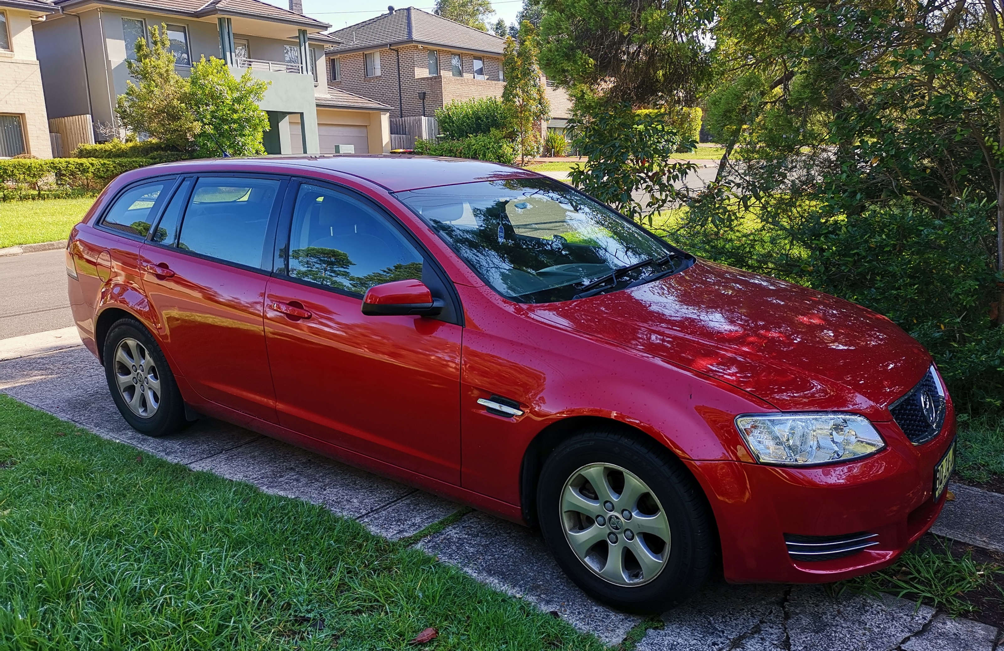 Picture of Mohammad's 2012 Holden Commodore