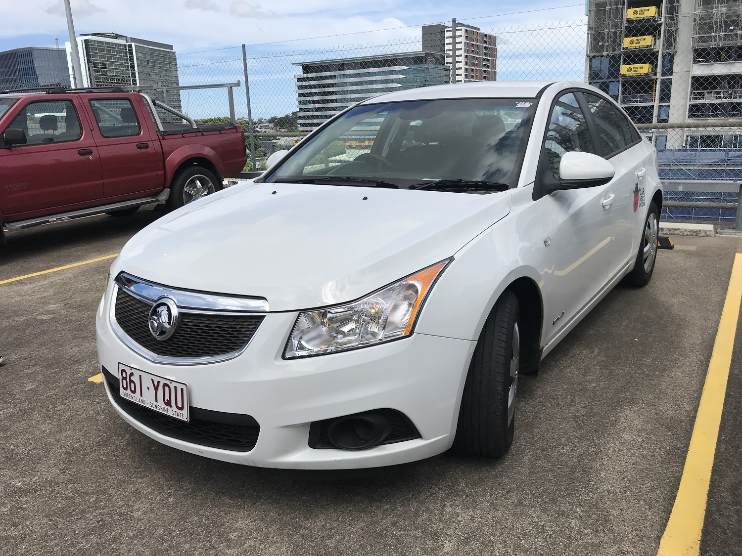Picture of Abdulrahman's 2013 Holden Cruze