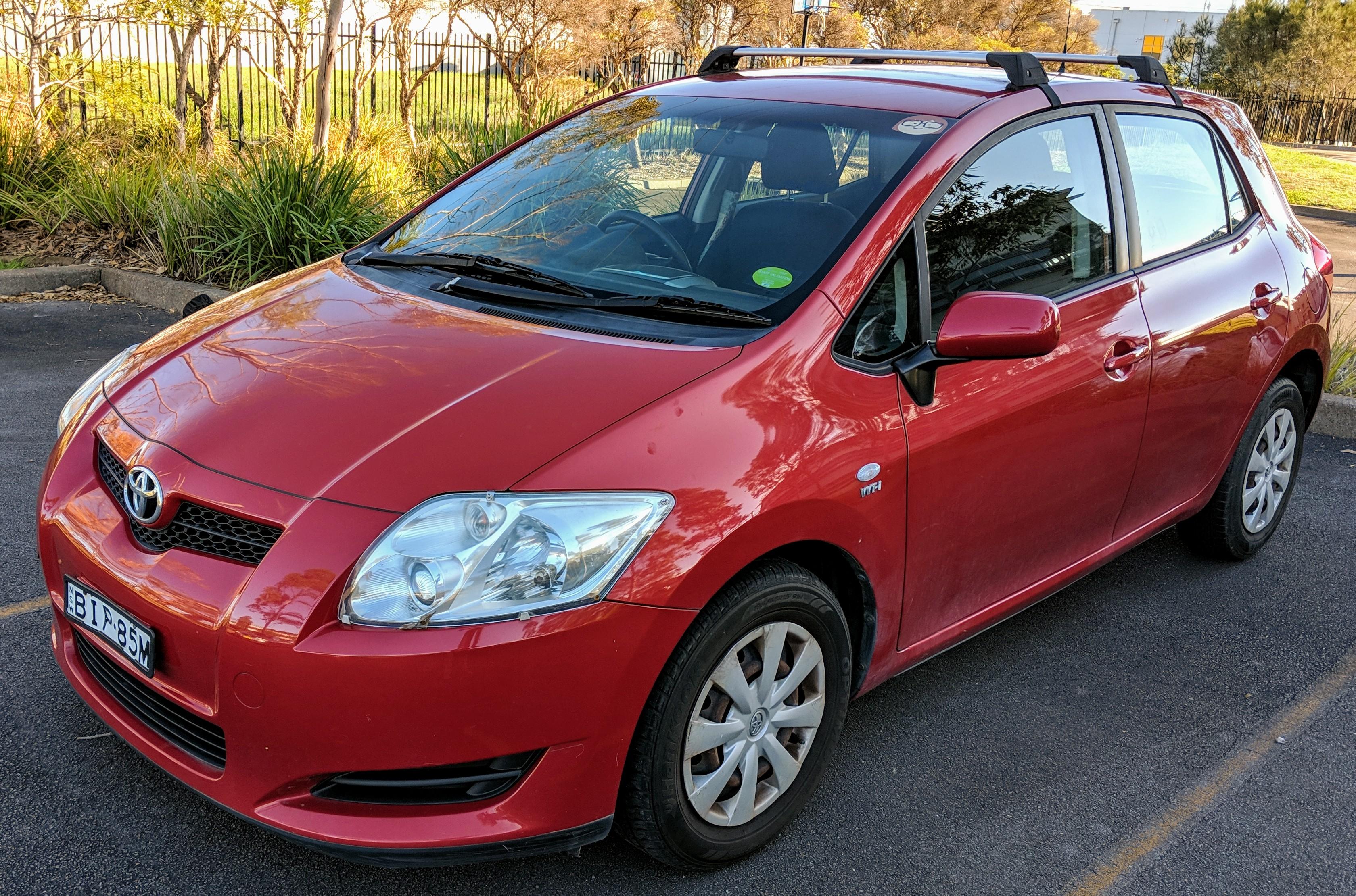 Picture of Daniel's 2008 Toyota Corolla