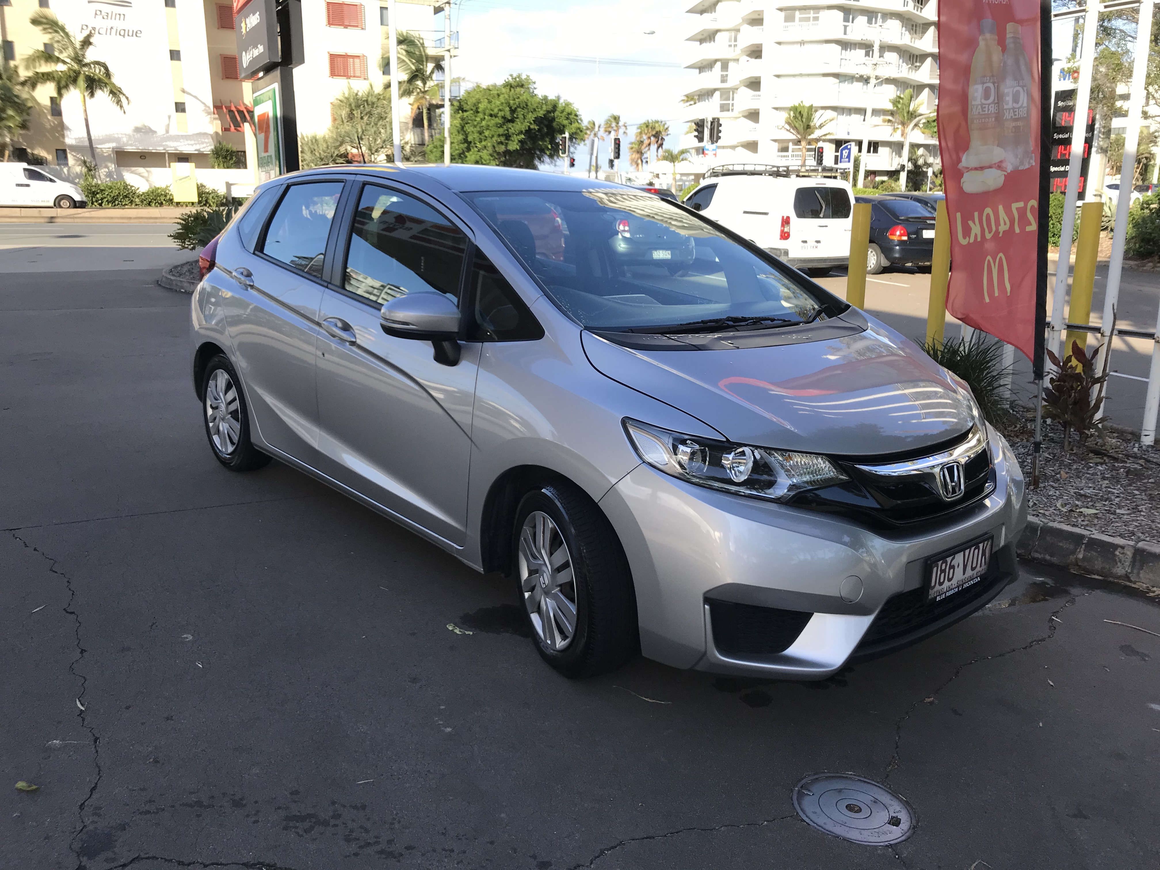 Picture of Andre's 2015 Honda Jazz