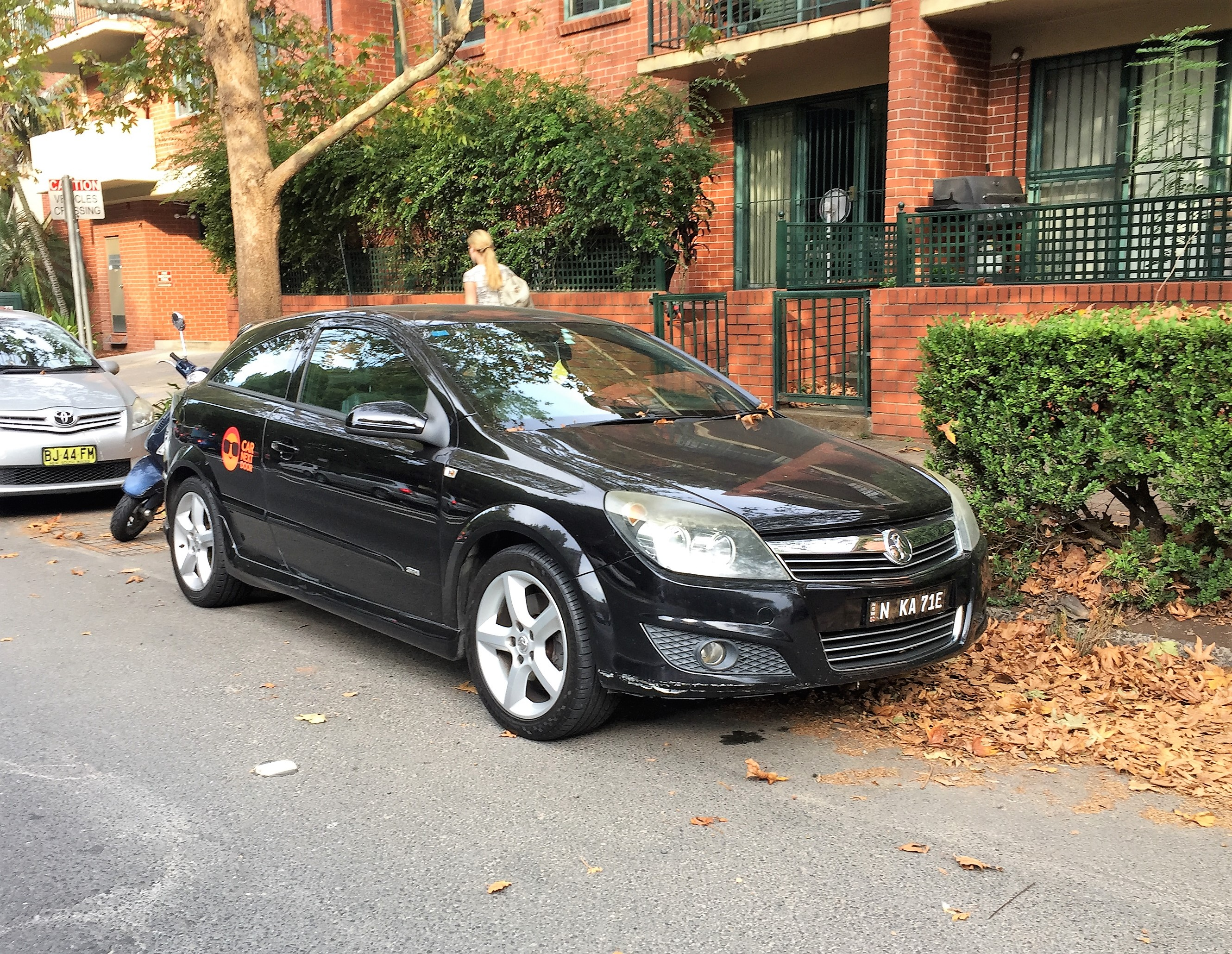 Picture of Katherine's 2007 Holden Astra