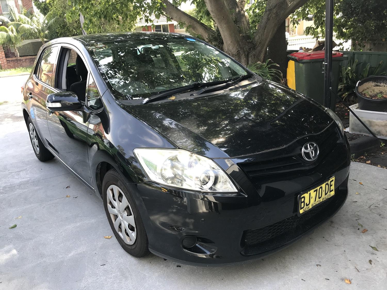 Picture of Daniel's 2010 Toyota Corolla