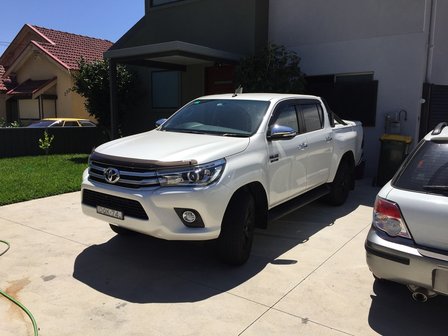 Picture of Huseyin's 2017 Toyota Hilux