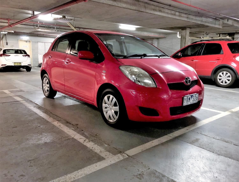 Picture of Tara's 2011 Toyota Yaris