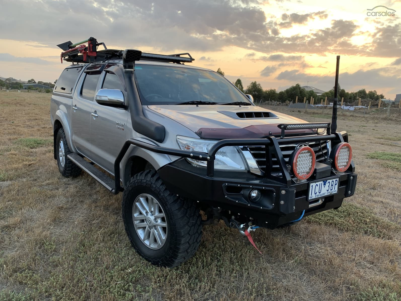 Picture of Edward's 2014 Toyota Hilux