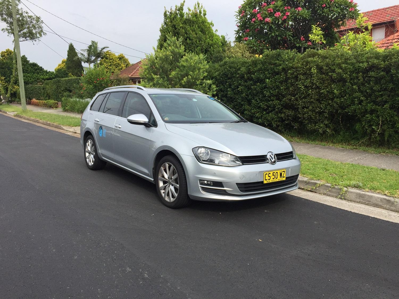 Picture of Billy's 2014 Volkswagen Golf