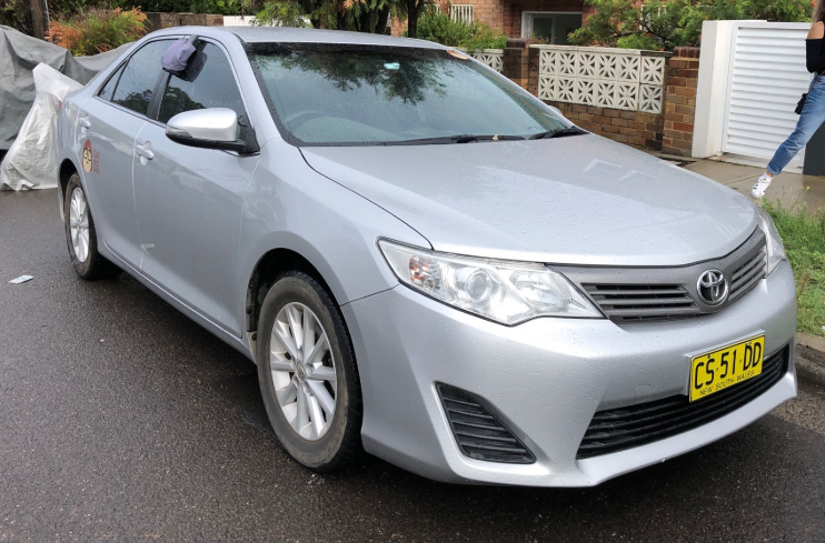 Picture of Peter's 2014 Toyota Camry