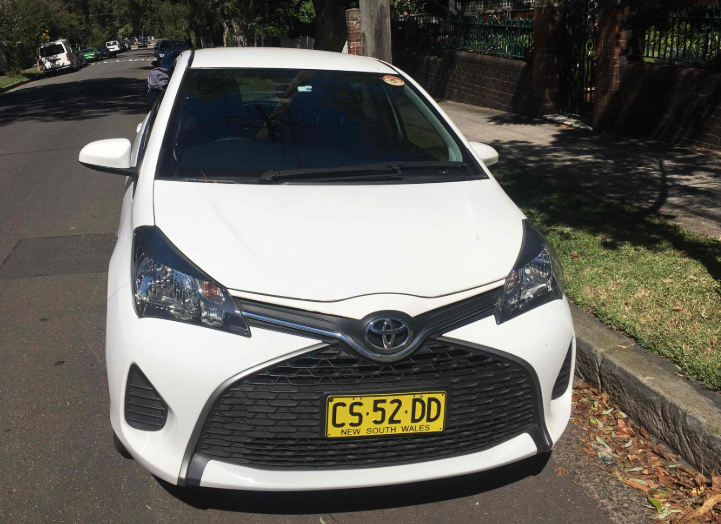 Picture of Peter's 2015 Toyota Yaris