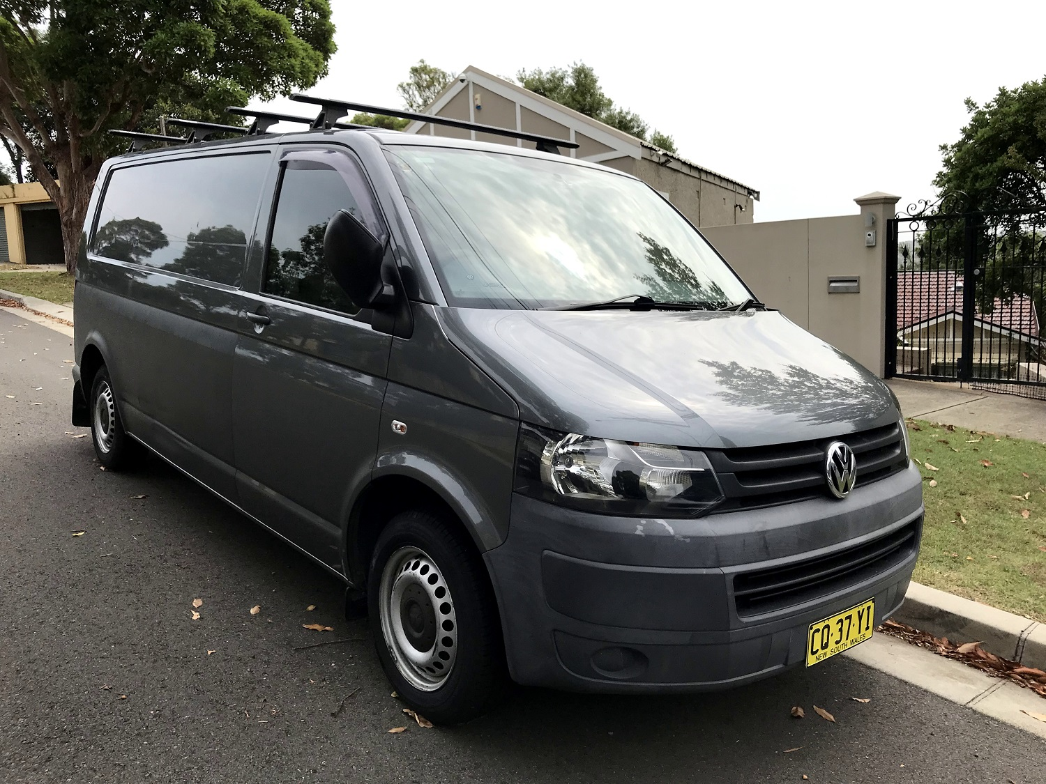 Picture of James' 2011 Volkswagen Transporter