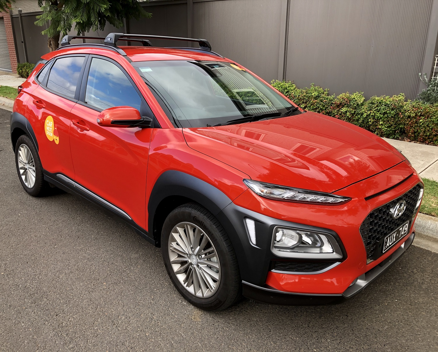 Picture of Kate's 2017 Hyundai Kona