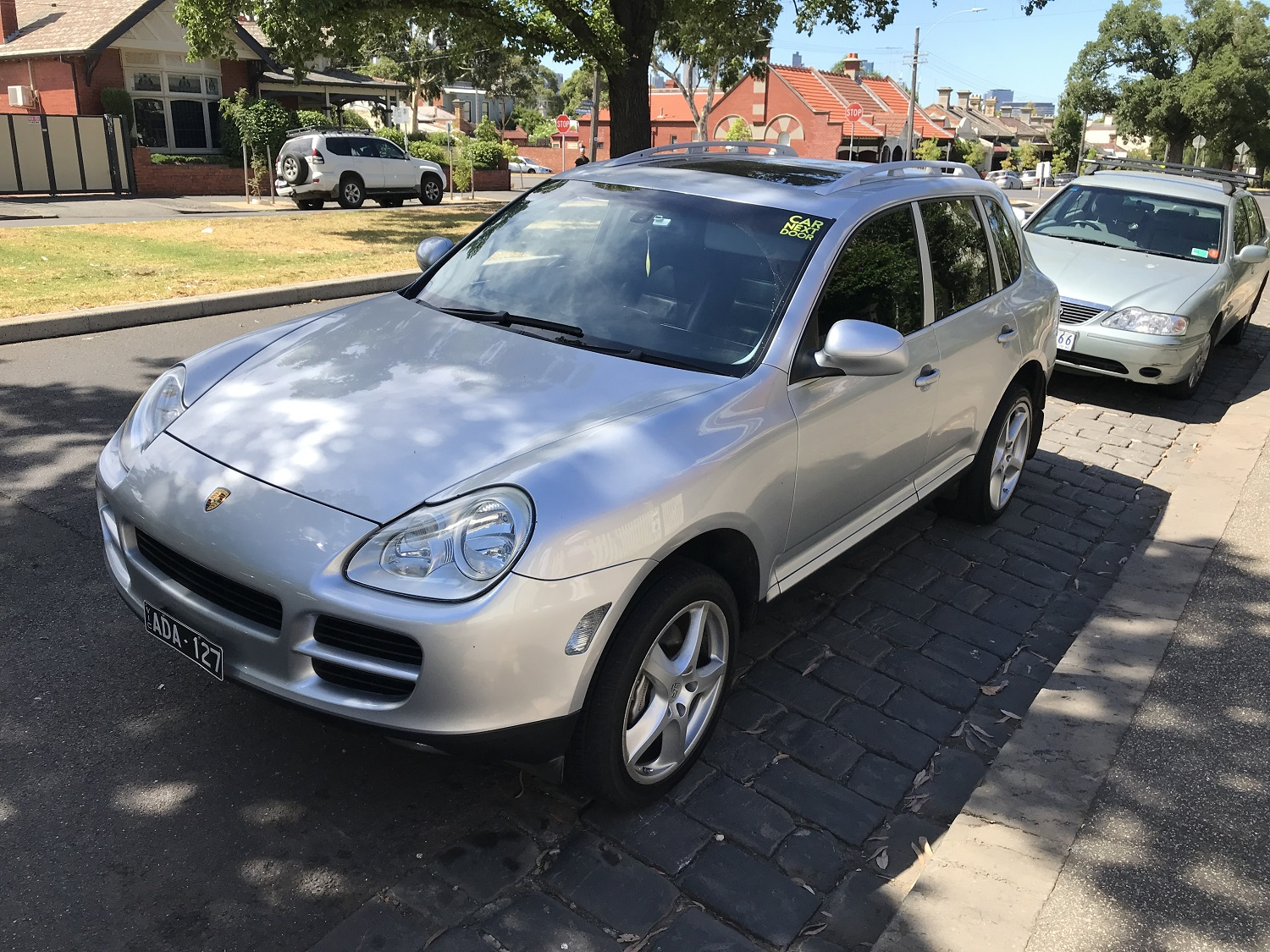 Picture of Shubham's 2004 Porsche Cayenne