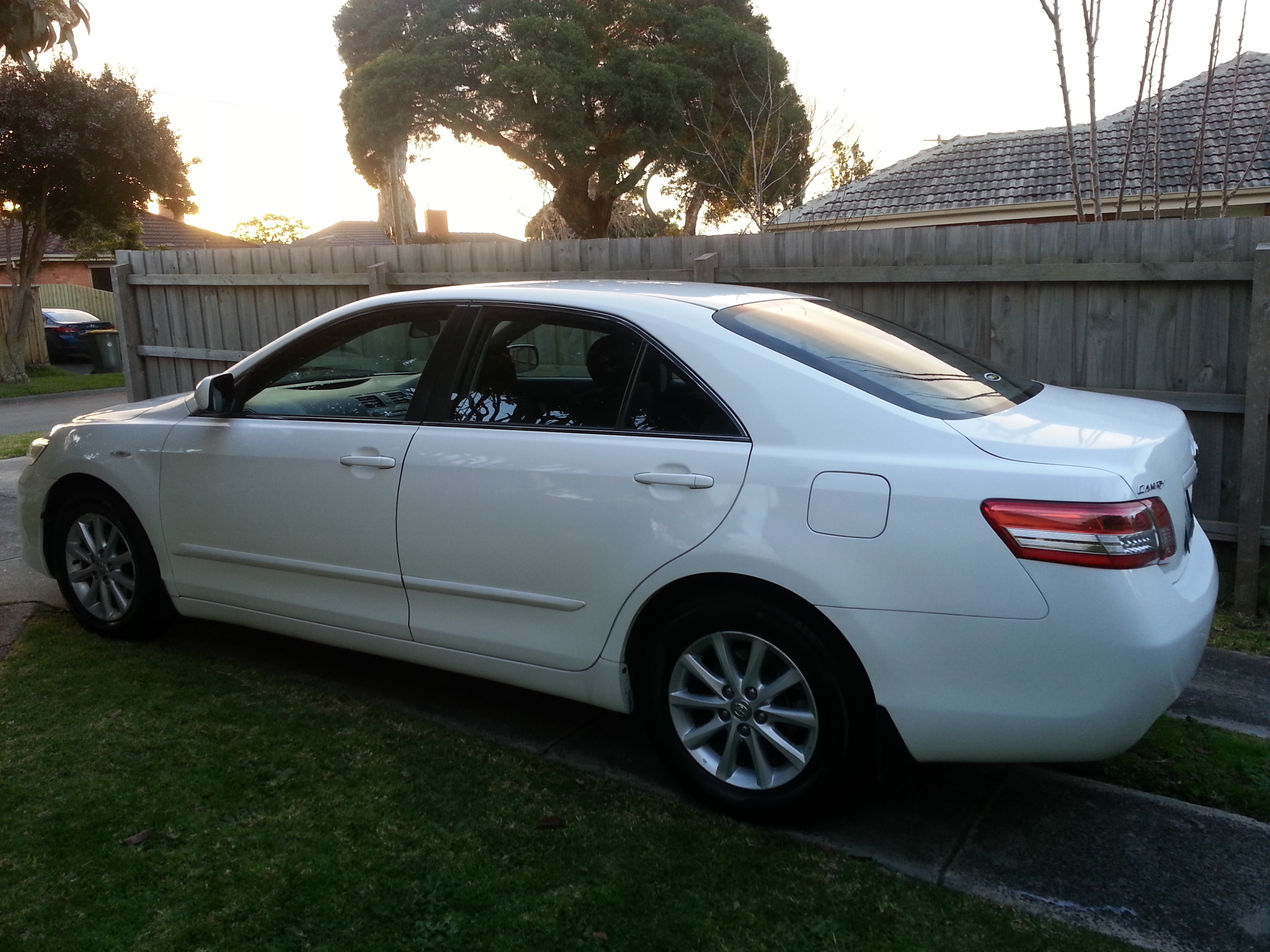Picture of Karen's 2010 Toyota Camry Altisse