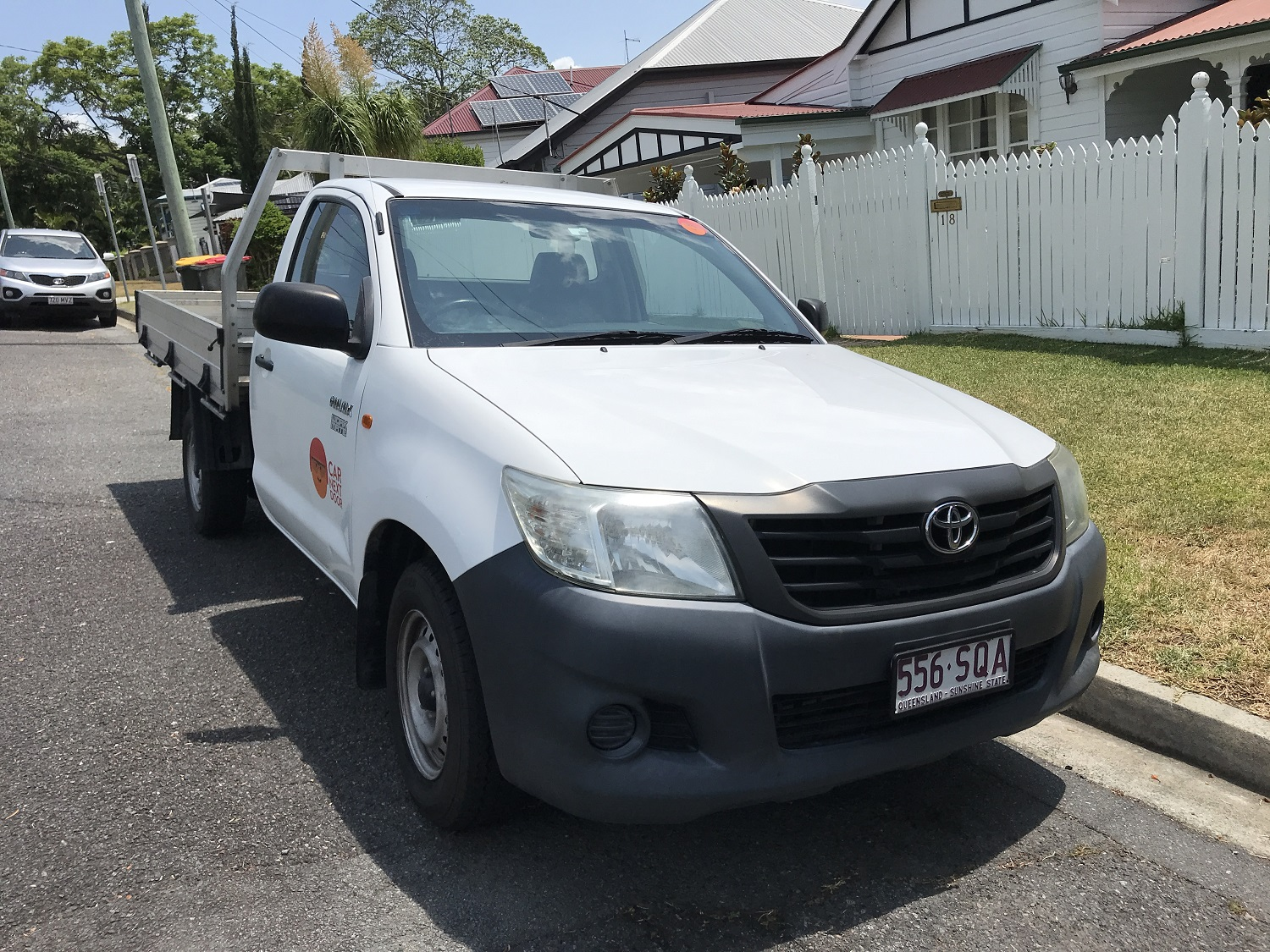 Picture of Peter's 2012 Toyota HiLux