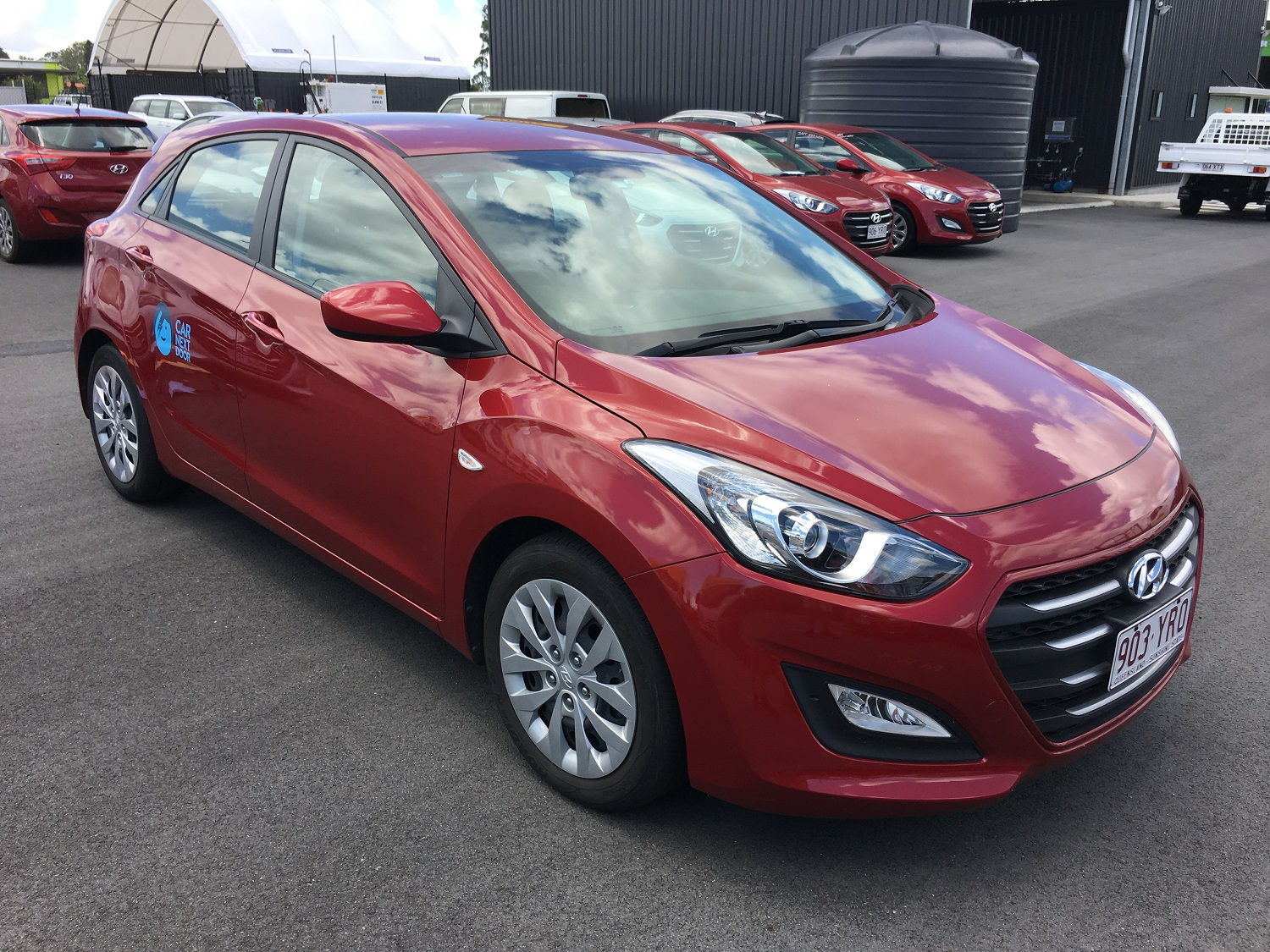Picture of Peter's 2016 Hyundai i30