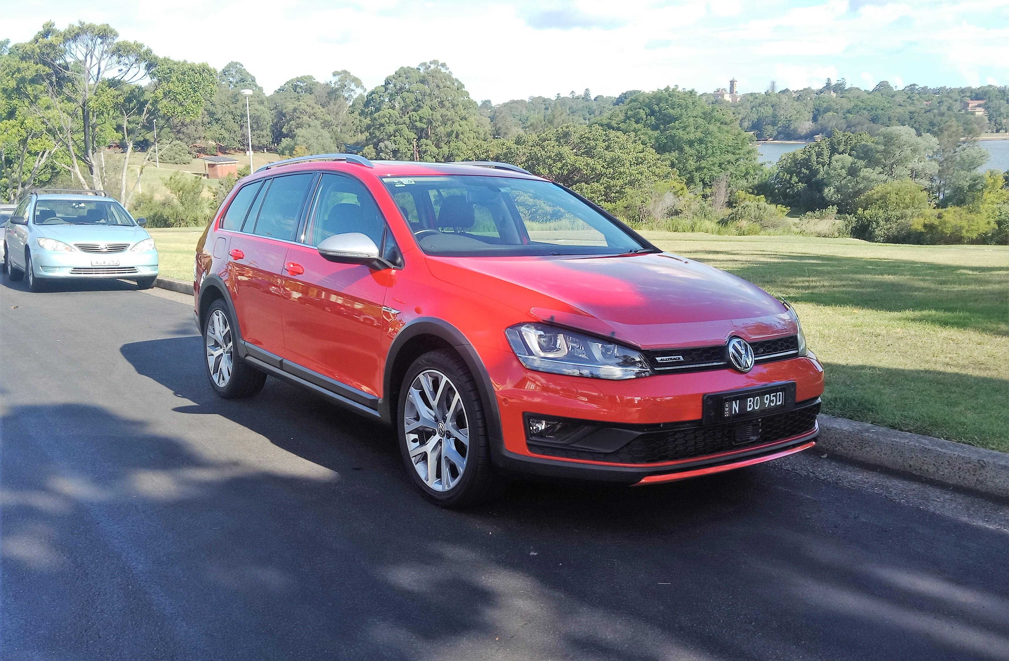 Picture of Lukasz's 2016 Volkswagen Alltrack
