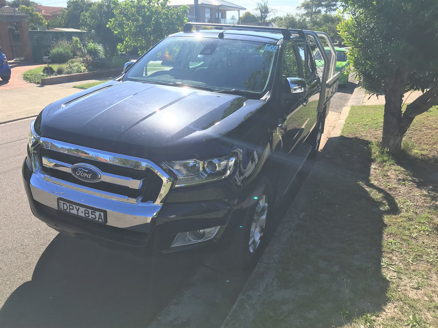 Picture of Peter's 2017 Ford Ranger