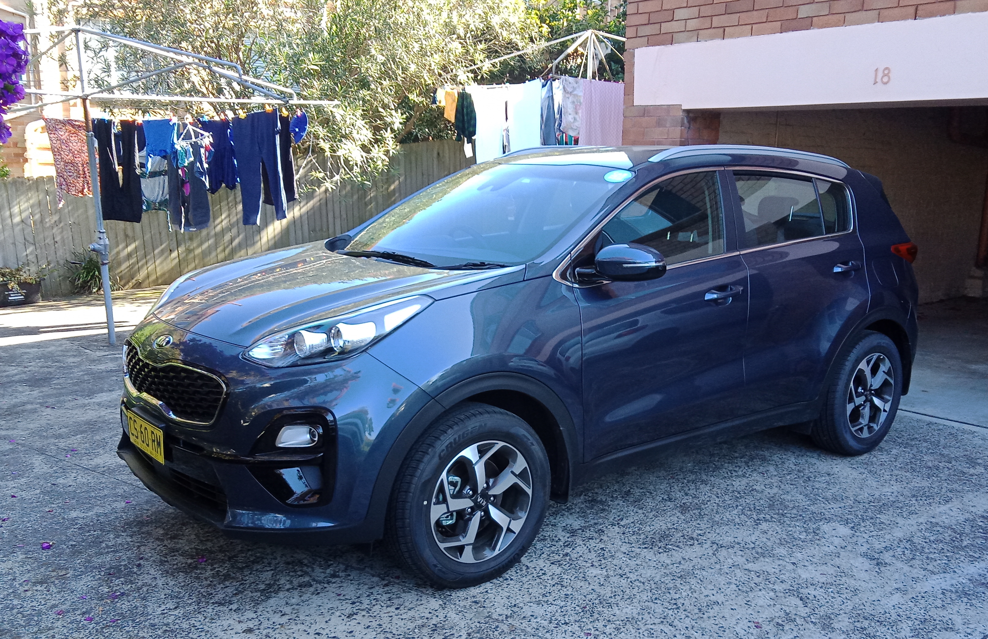 Picture of Arvind's 2018 Kia Sportage