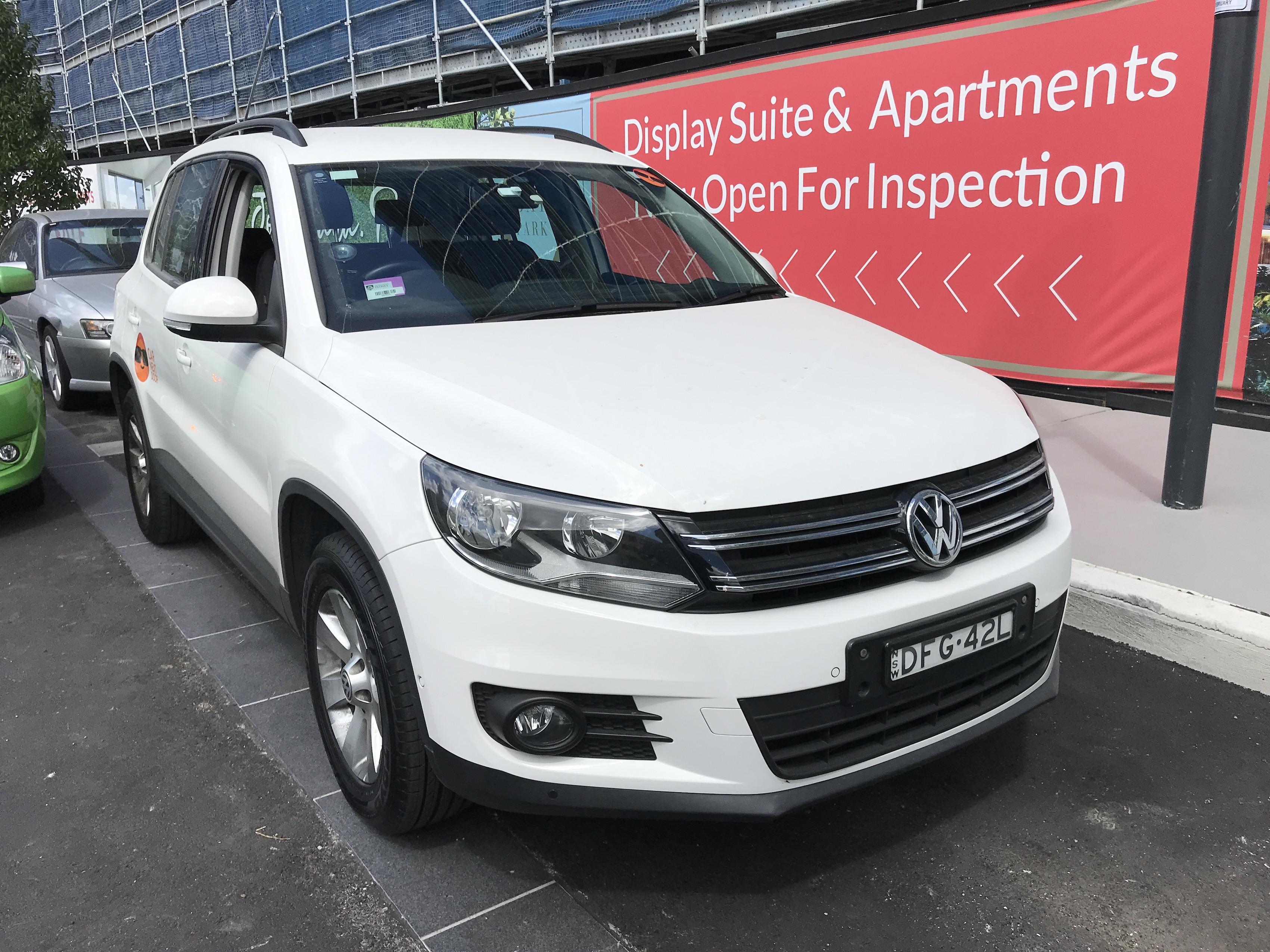 Picture of Olivia's 2013 Volkswagen Tiguan
