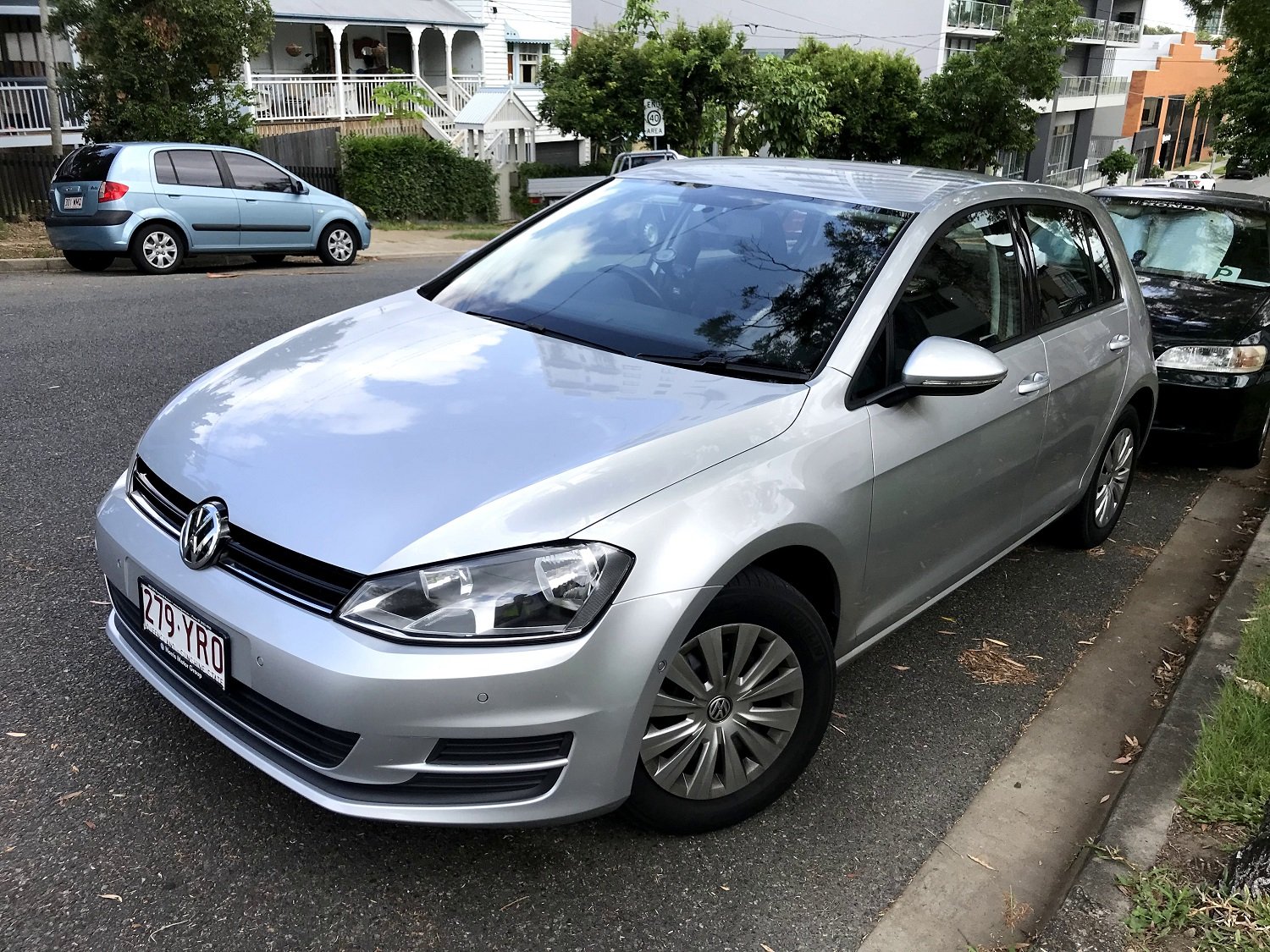 Picture of Andrew's 2015 Volkswagen Golf