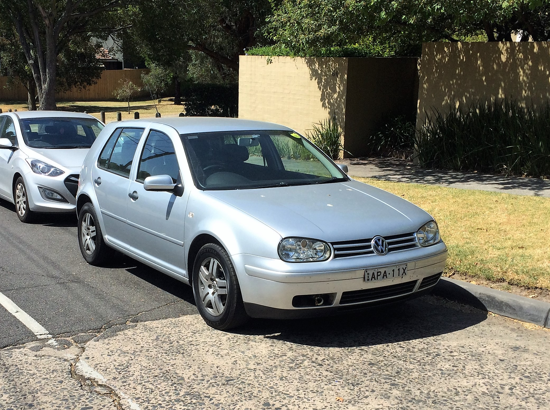 Picture of David's 2003 Volkswagen Golf Generation