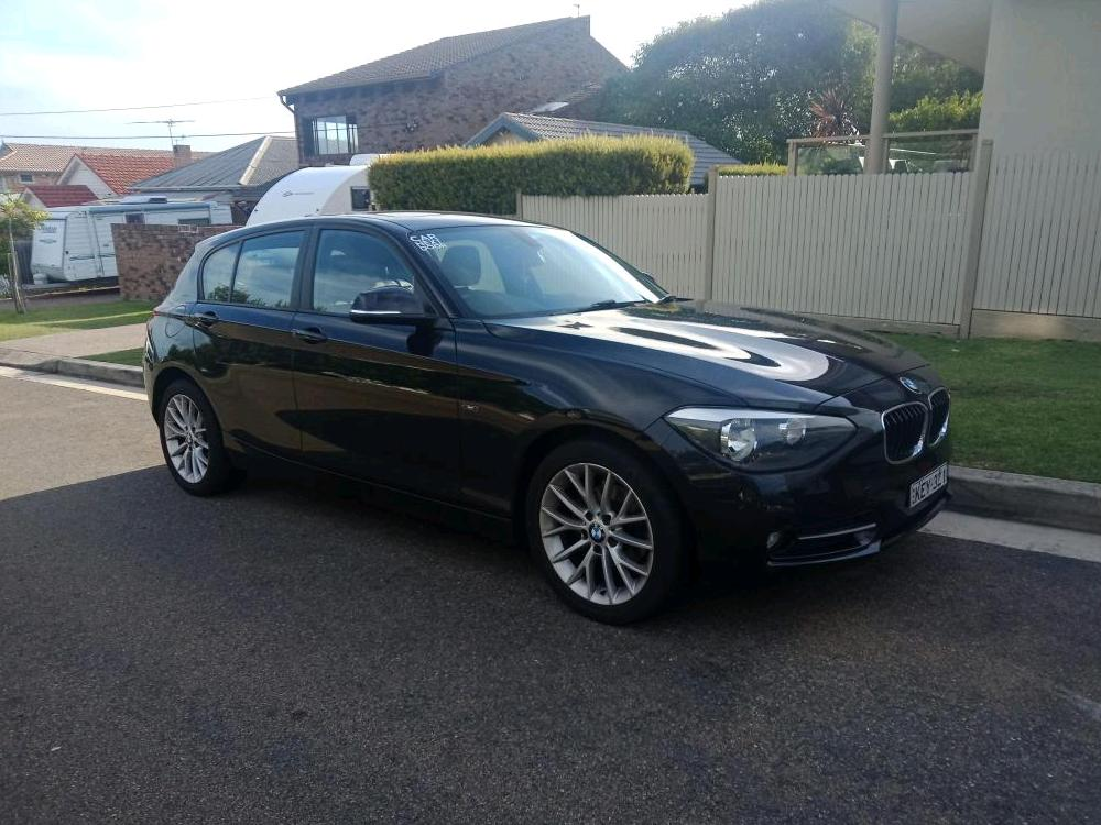 Picture of Stephen's 2015 BMW 118d